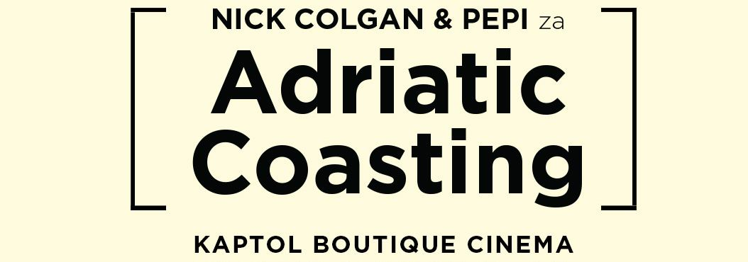 ADRIATIC COASTING Večernji party u Kaptol Boutique Cinema