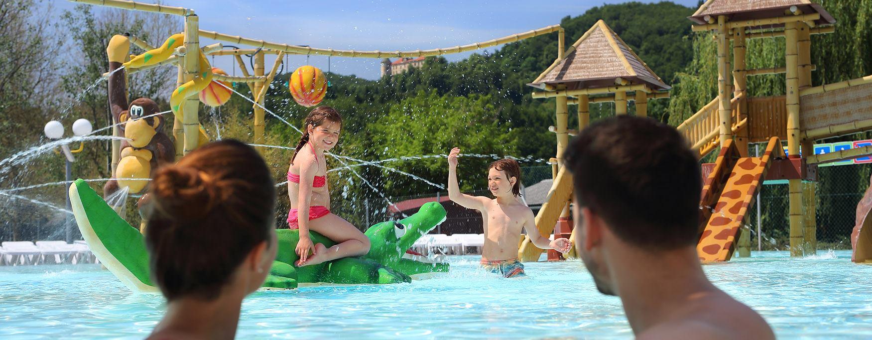 FOTO: Aqualuna Terma Olimia nudi mnoštvo zabave za najmlađe