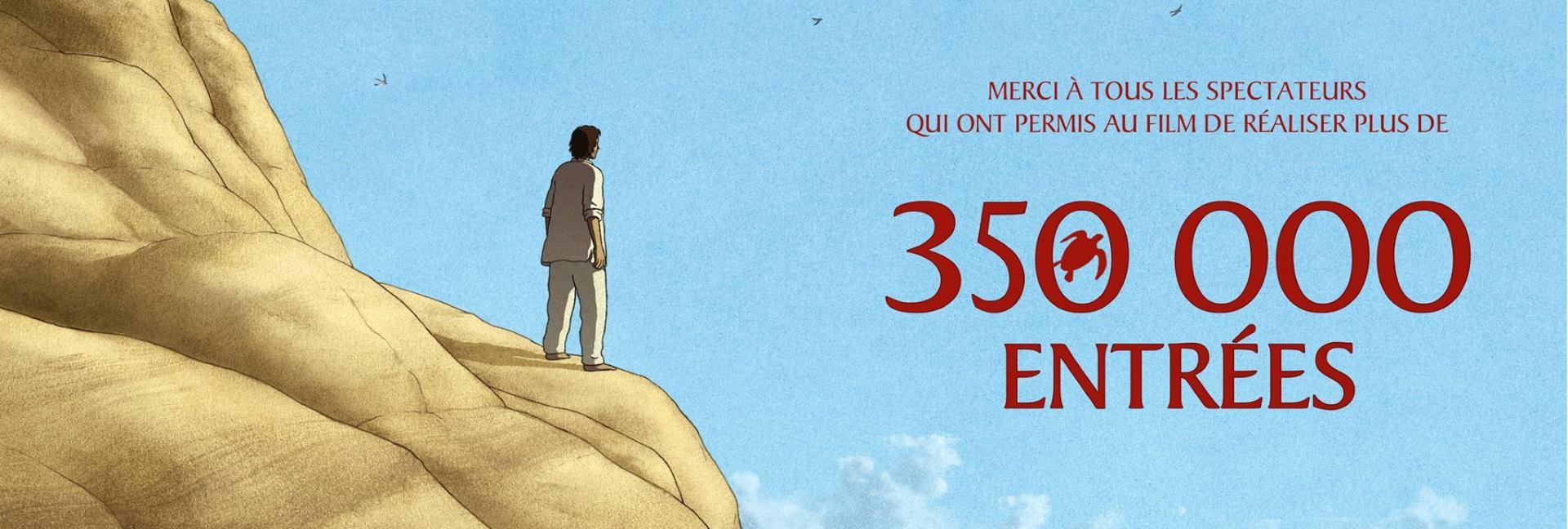 VIDEO: Animirani film 'Crvena kornjača' na rasporedu u kinima