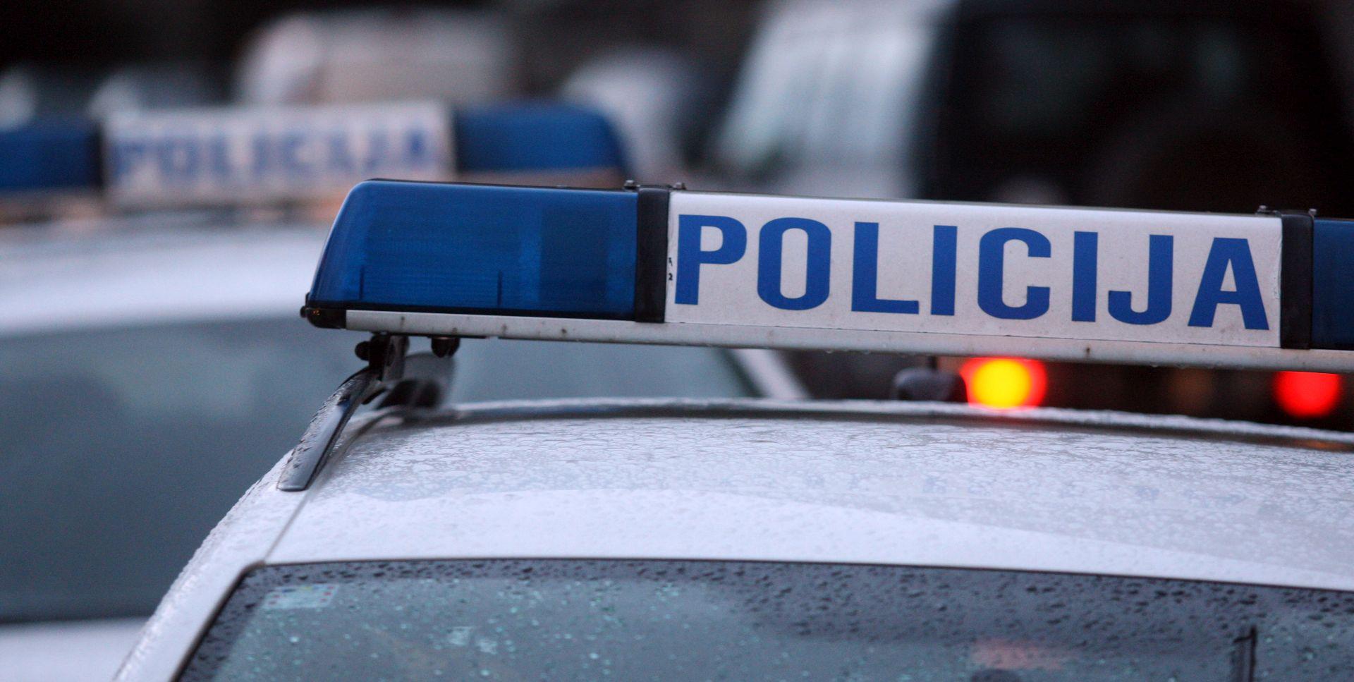 Jedna osoba poginula u prometnoj nesreći u Rijeci