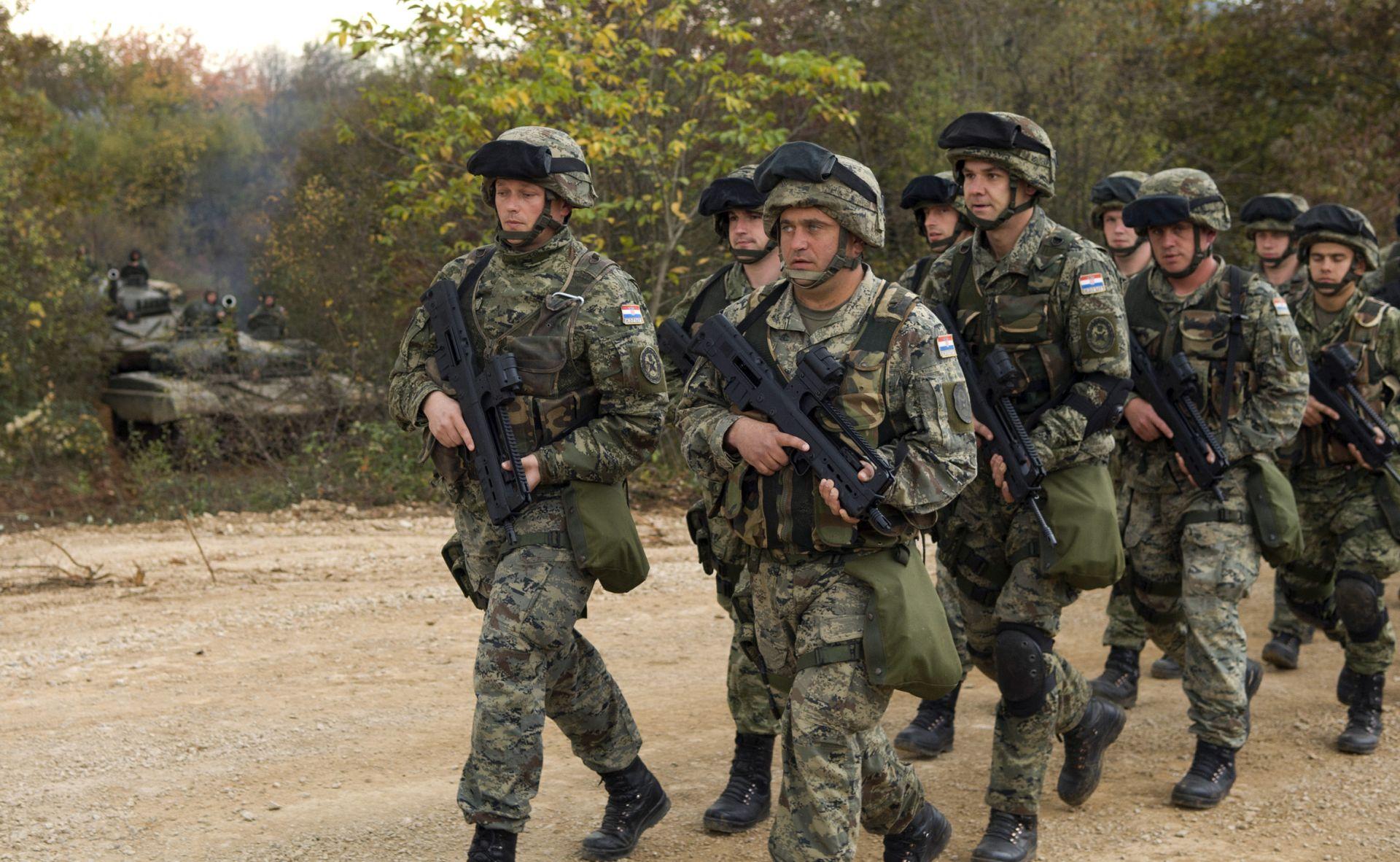 Sabor odobrio upućivanje pripadnika Oružanih snaga u Poljsku u Litvu