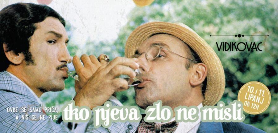 Dvodnevni festival 'Tko pjeva zlo ne misli' odaje počast najvoljenijem hrvatskom filmu svih vremena