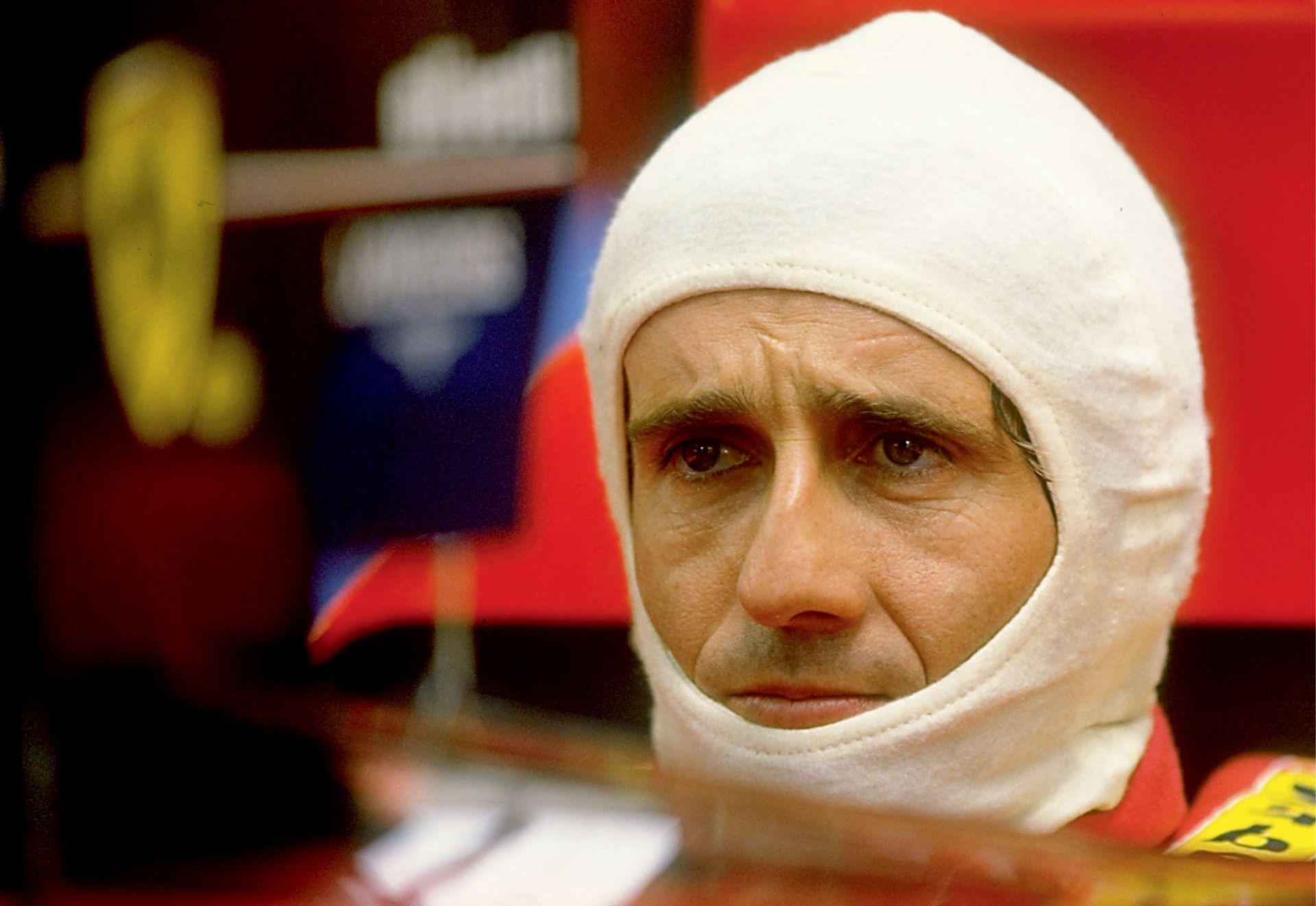 ALAIN PROST 'Sin nije smio gledati moje utrke, u prvoj koju je vidio poginuo je Senna'