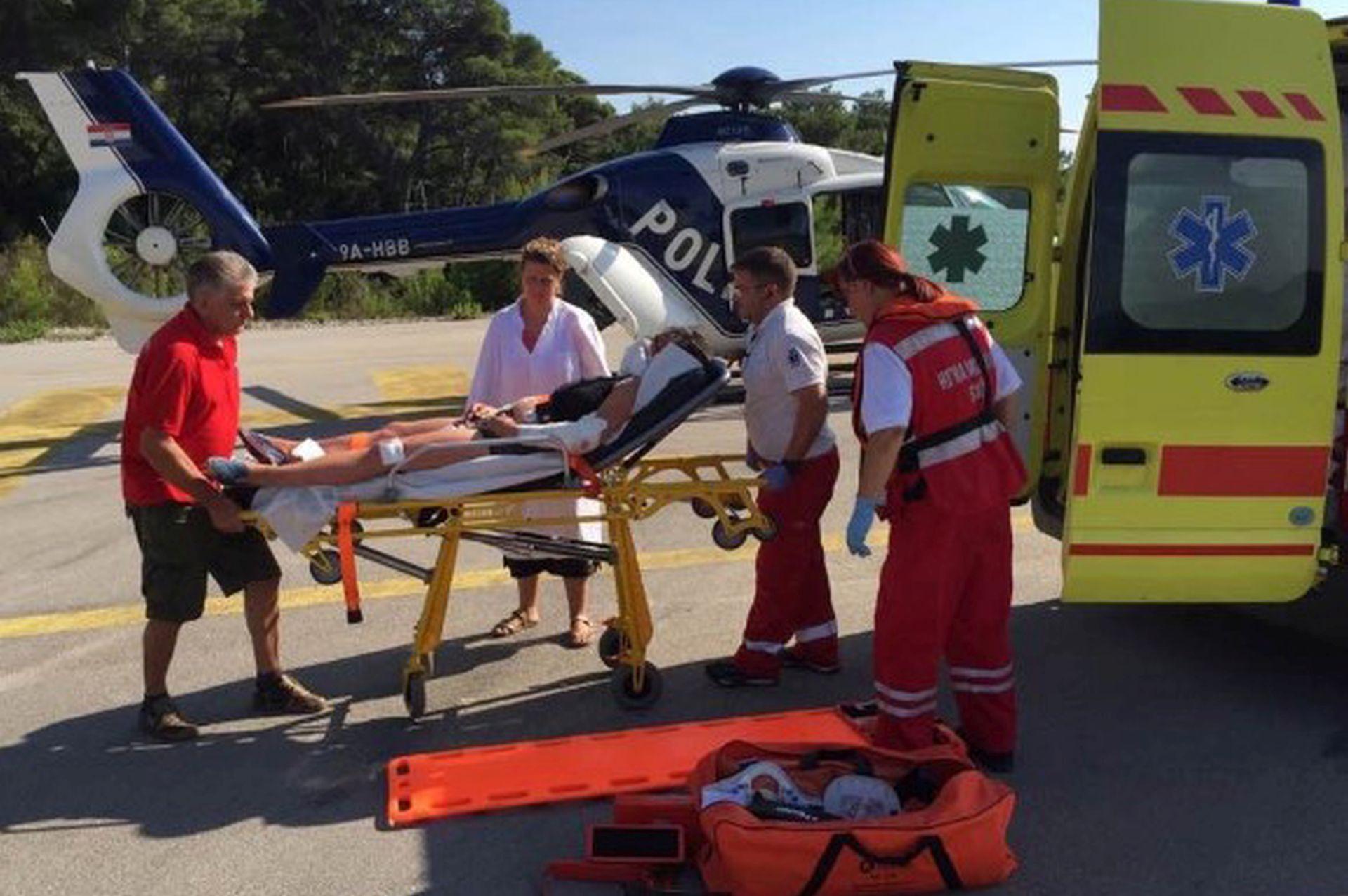 """Tragedija na Velebitu aktualizira pitanje helikopterske pomoći i """"zlatnog sata"""" u zabitima"""