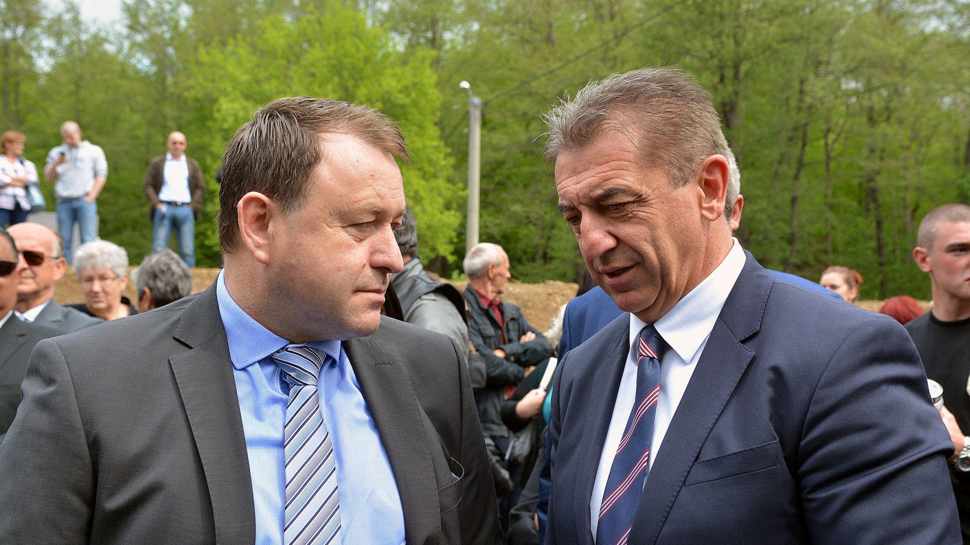 Župan Darko Milinović (HDZ) zatražio mirovanje zastupničkog mandata