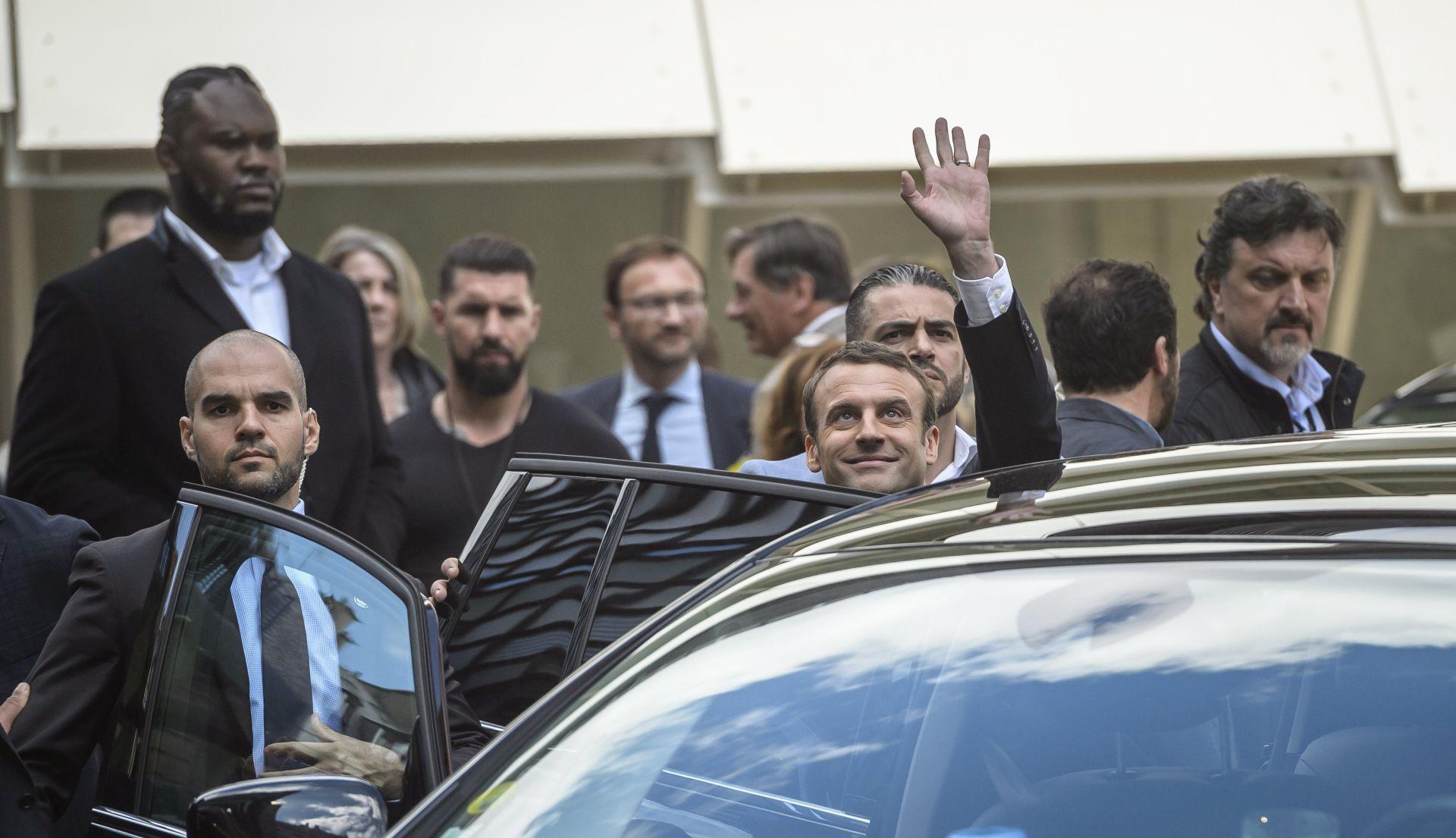 Francuzi biraju novi parlament