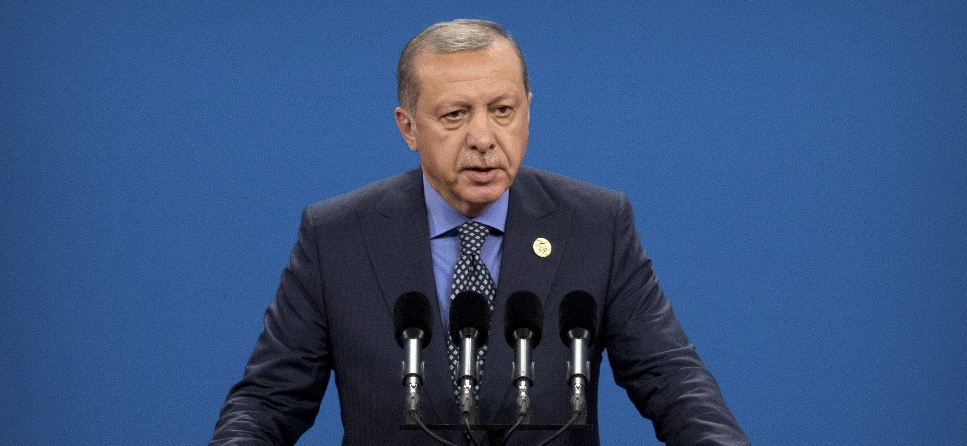Erdogan upozorio protiv istraživanje plina u moru kod Cipra
