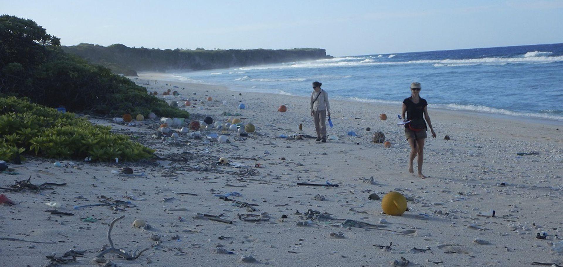 Šef UN-a poziva na spas oceana i izbjegavanje svjetske katastrofe