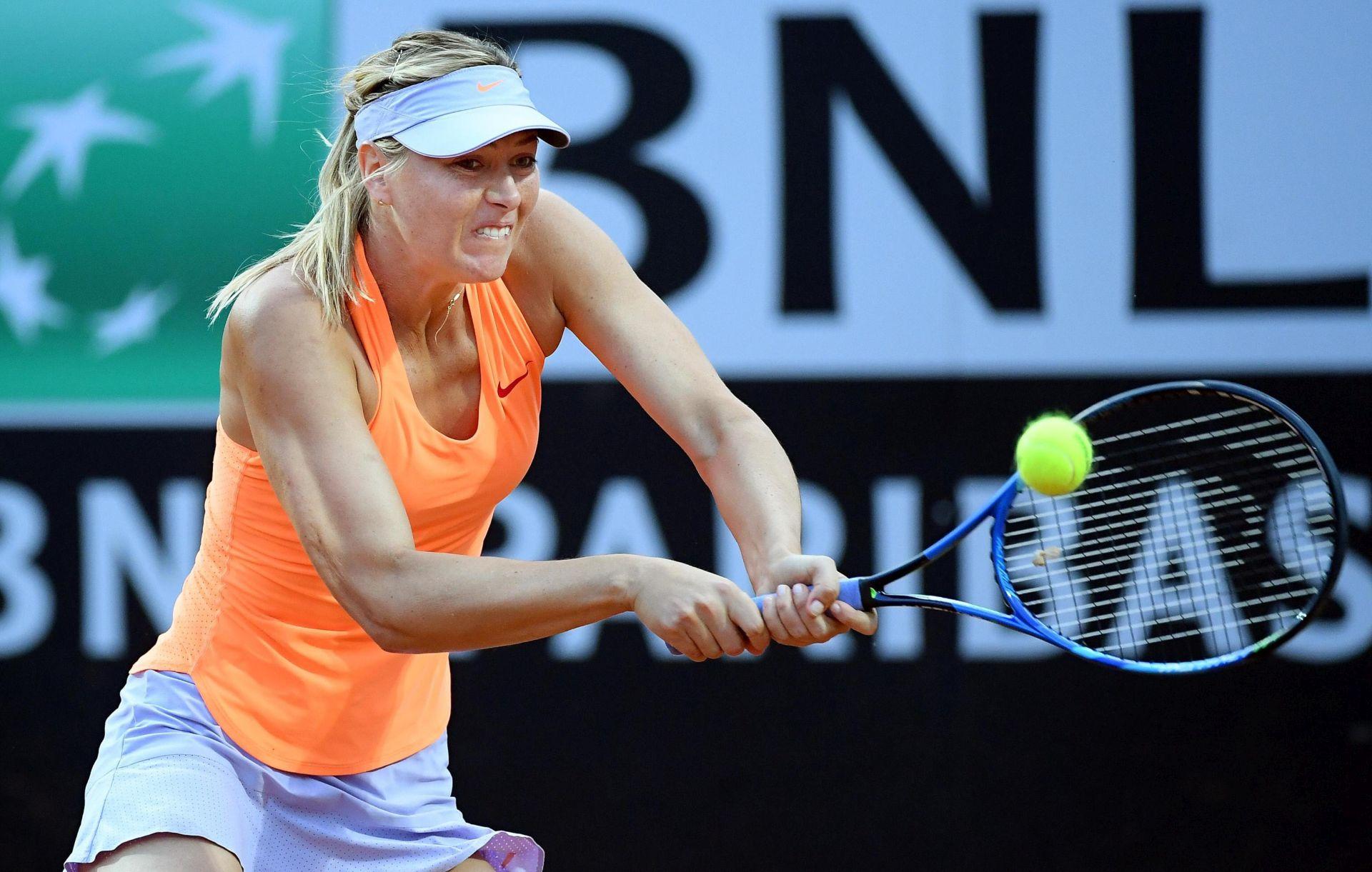 Marija Šarapova propušta travu i kvalifikacije Wimbledona