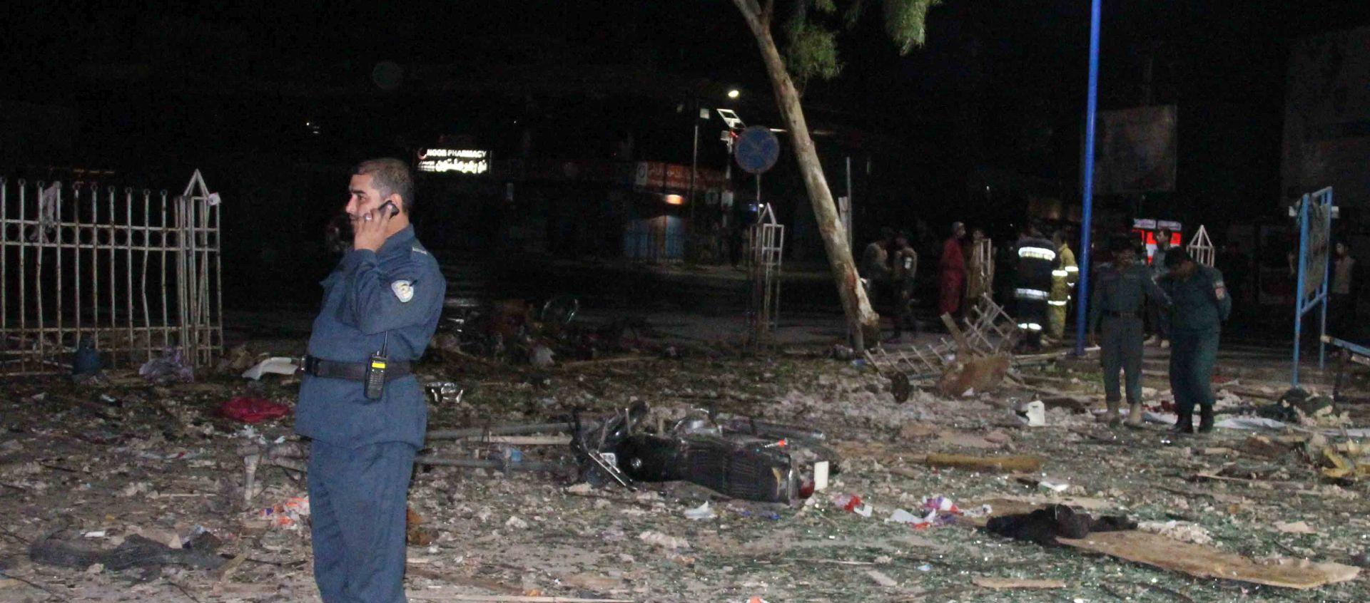 KABUL Prosvjedi protiv Vlade, poginulo najmanje pet prosvjednika