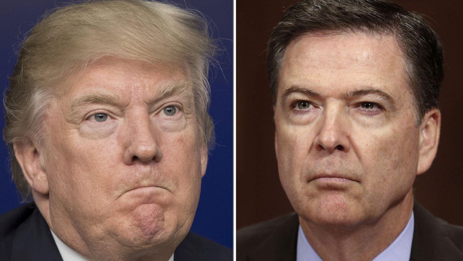 Trump zadovoljan Comeyjevom izjavom jer potvrđuje da nije bio pod istragom o navodnim ruskim vezama