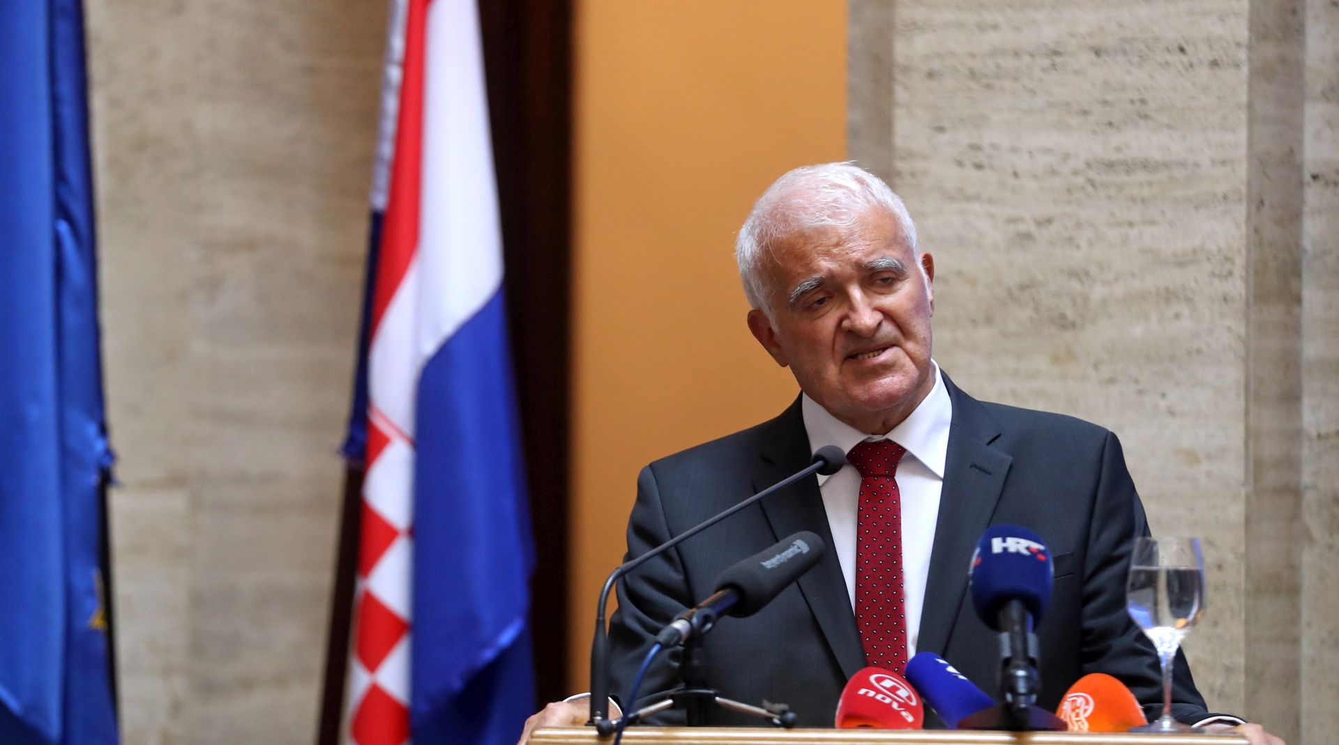 Skup sjećanja na akademika Slobodana Novaka u HAZU-u