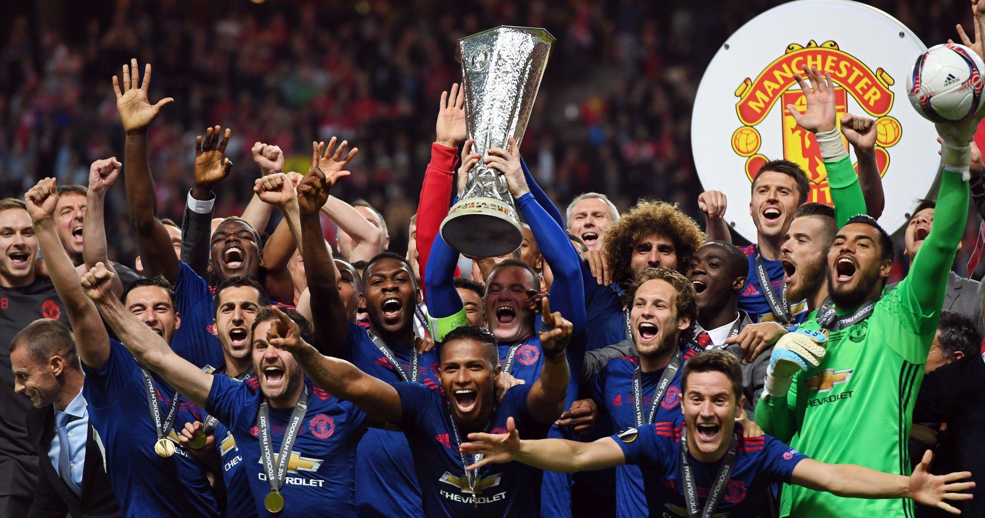 ManU skinuo Real s trona i postao najvredniji nogometni klub