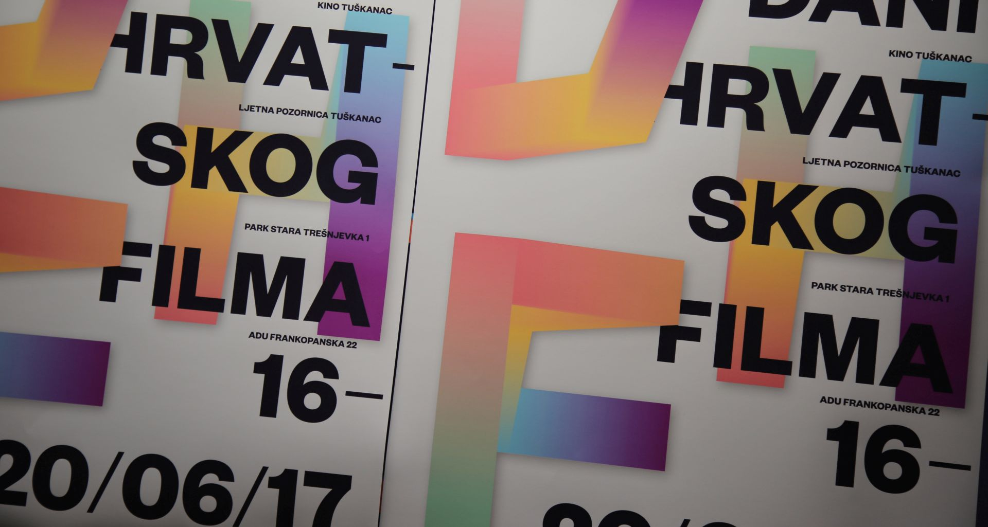 DHF Izložba filmskih plakata studija Šesnić&Turković