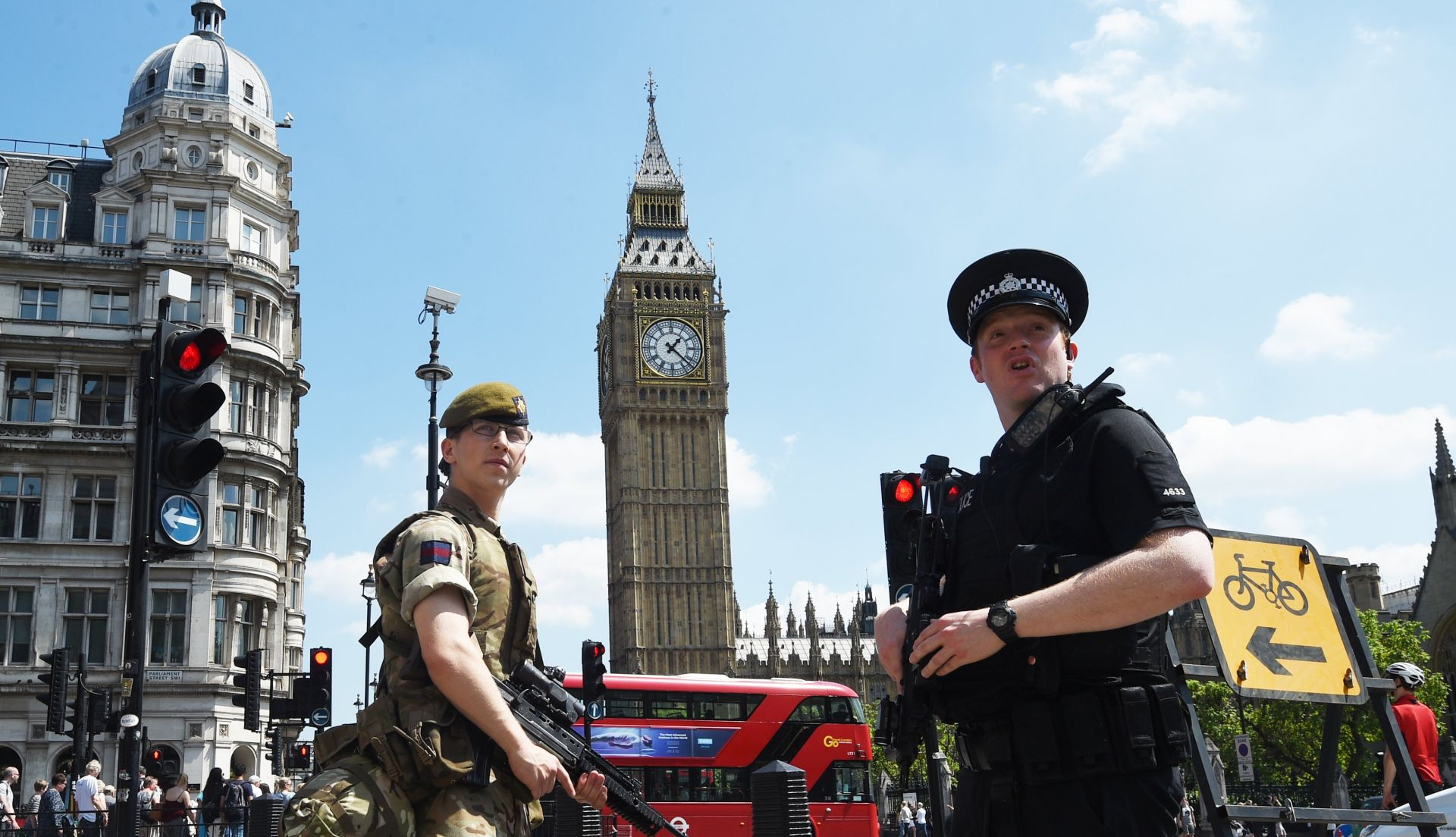 LONDON Atentati u Velikoj Britaniji od 2005.