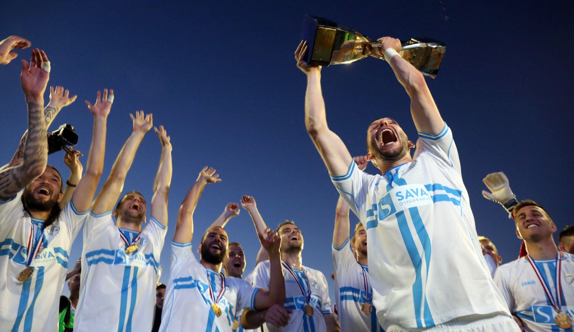 SLIJEDI RED BULL Rijeka slavila protiv TNS-a za treće pretkolo Lige prvaka