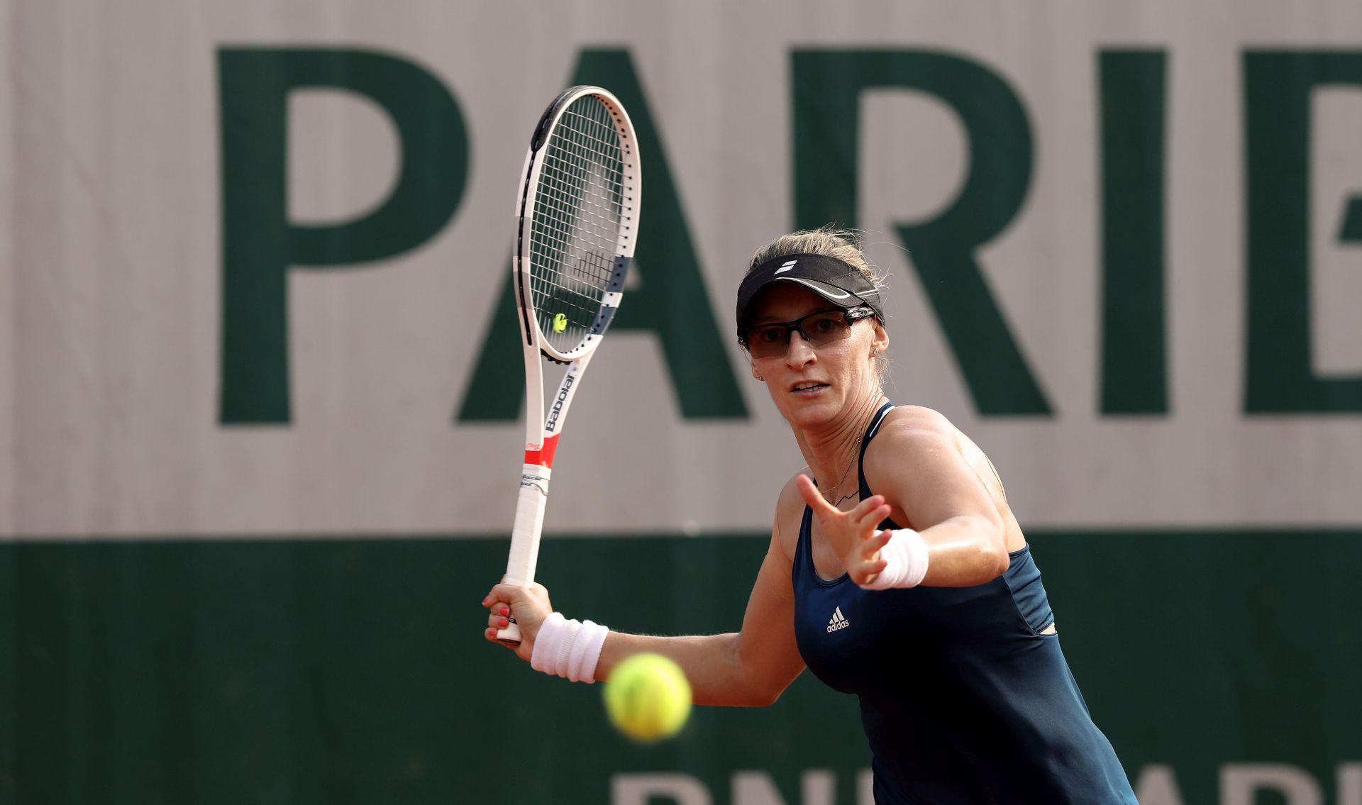 WTA Lučić Baroni pala tri mjesta
