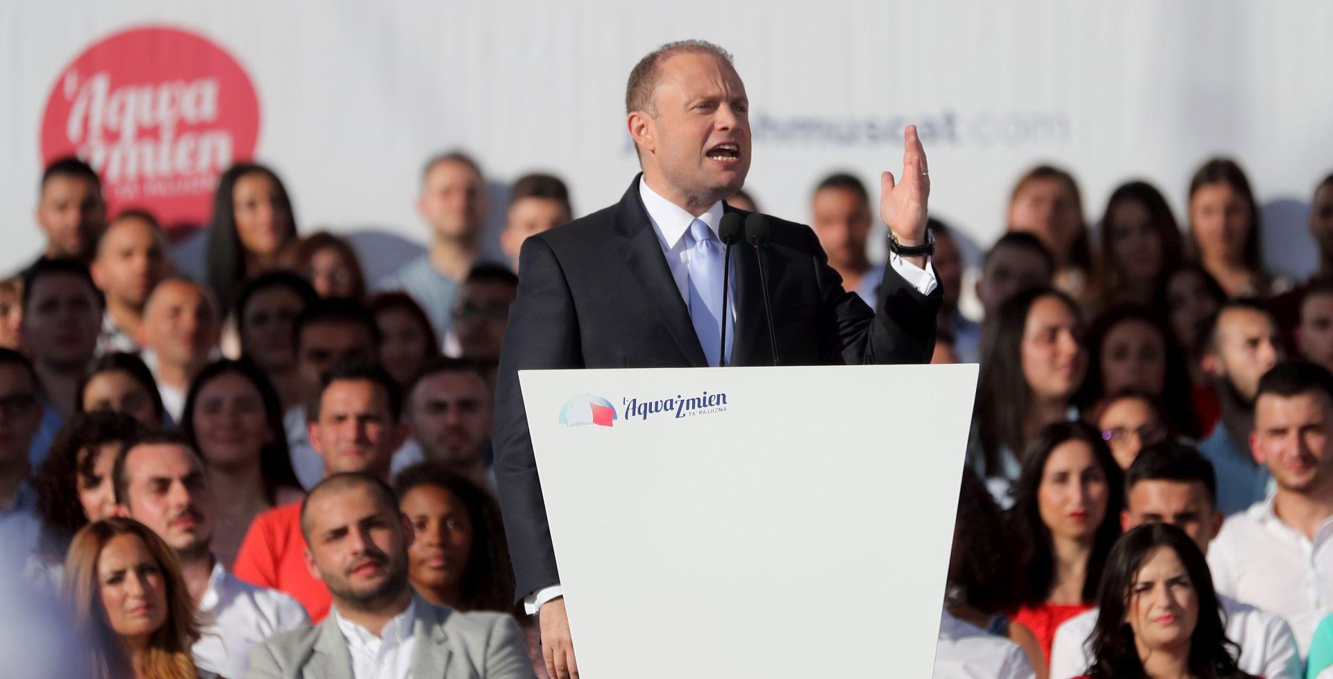 Malta bira na prijevremenim parlamentarnim izborima