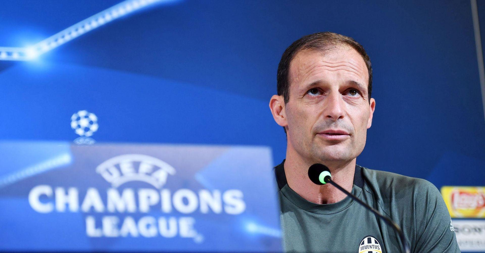Allegri najbolji trener u Serie A