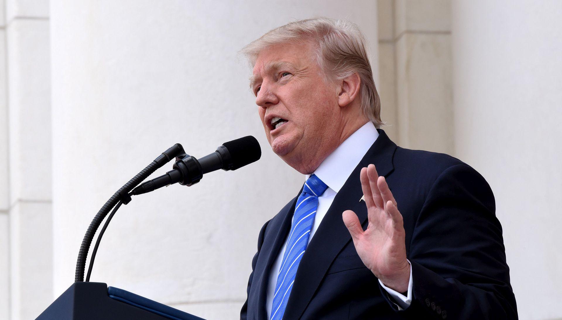London opovrgava da je Trump odgodio službeni posjet Britaniji