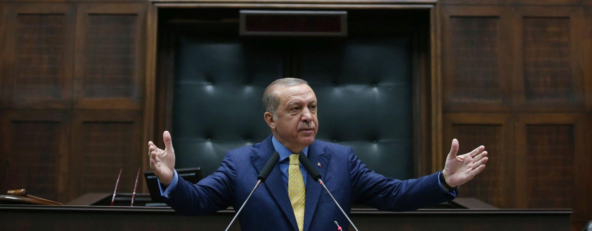 Turski parlament odobrio prijevremene izbore