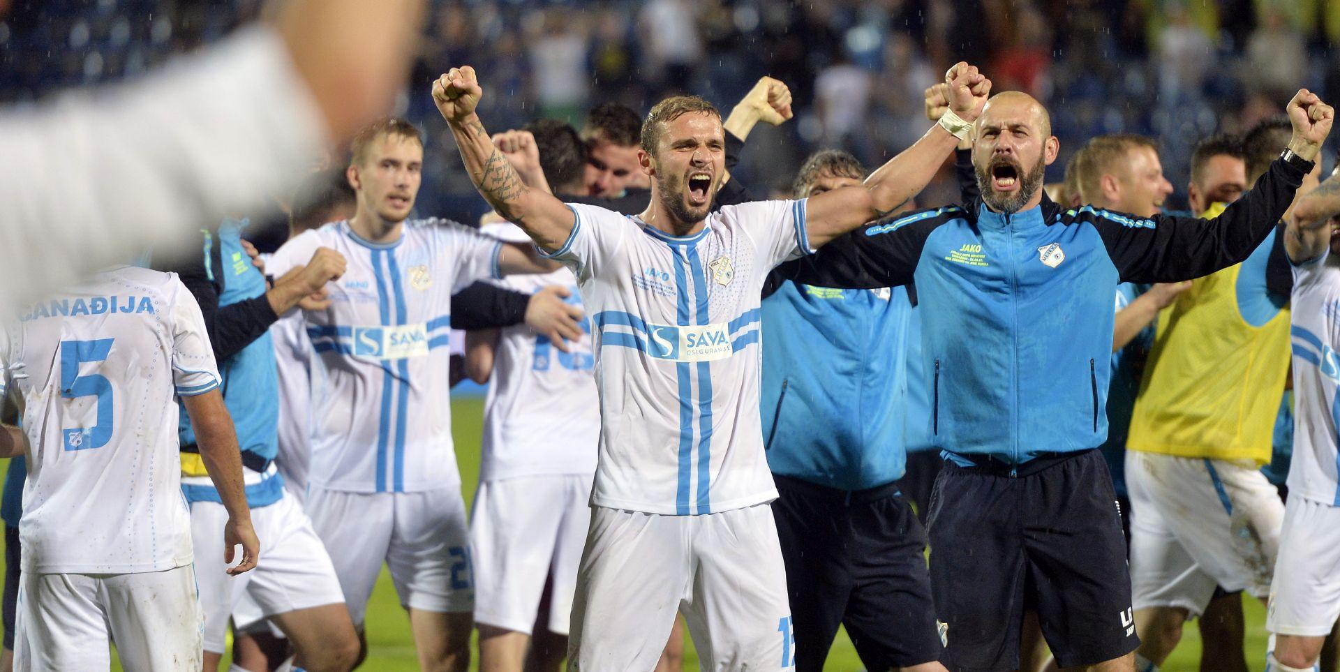 UŽIVO: Rijeka doživjela poraz od AEK-a na otvaranju Europa lige