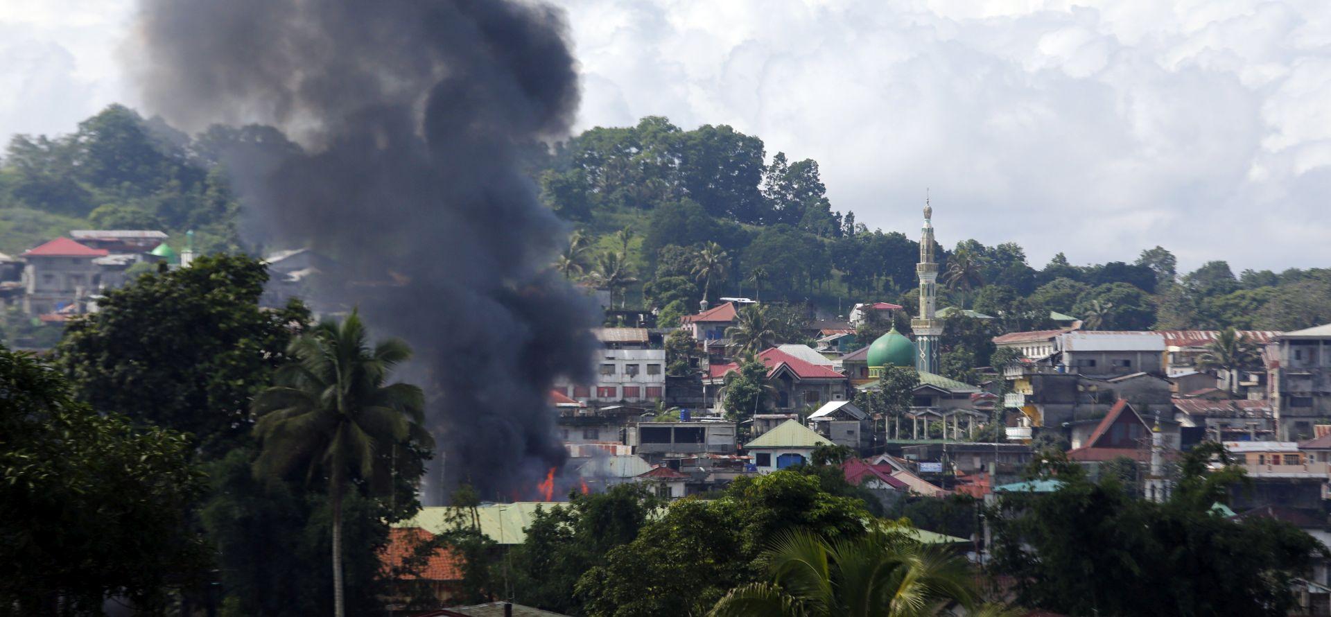 'PRIJATELJSKA VATRA' U zračnom napadu filipinske vojske ubijeno deset filipinskih vojnika