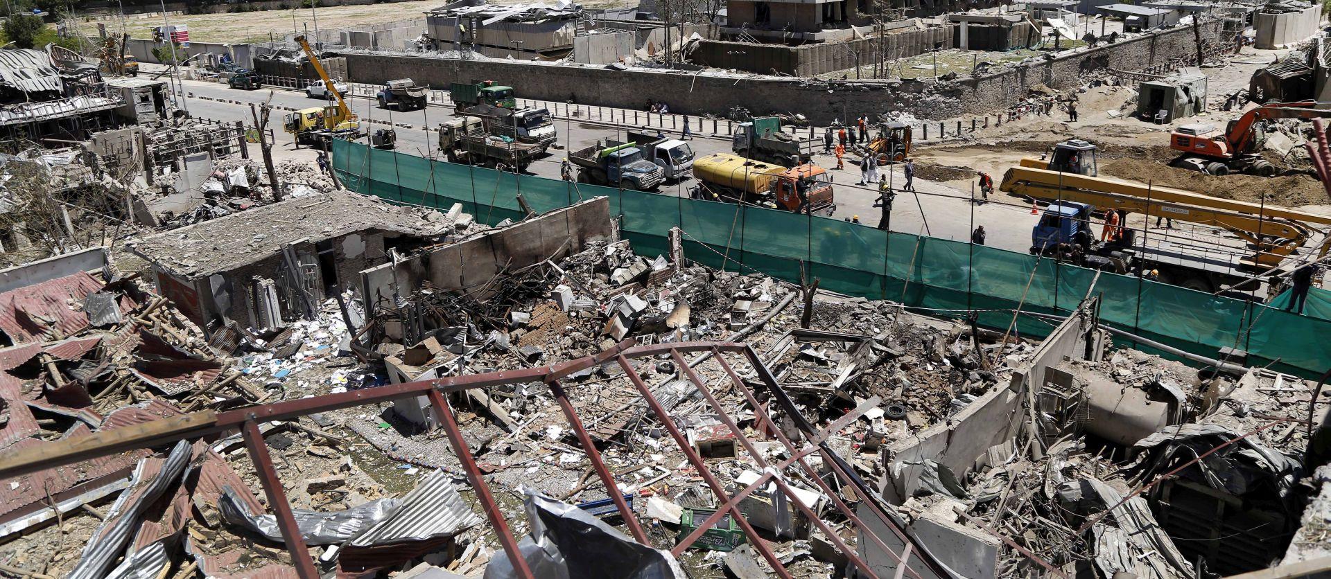 Broj žrtava prošlotjednog napada u Kabulu narastao na 150