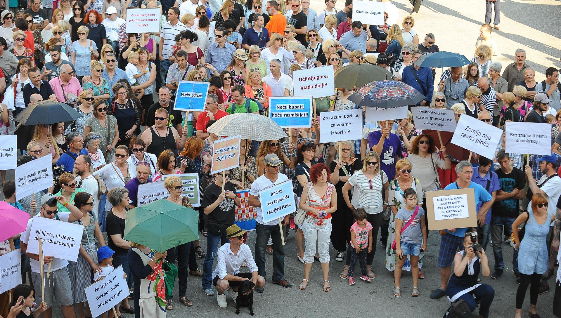Podrška kurikularnoj reformi i u Splitu, Rijeci, Osijeku i Karlovcu
