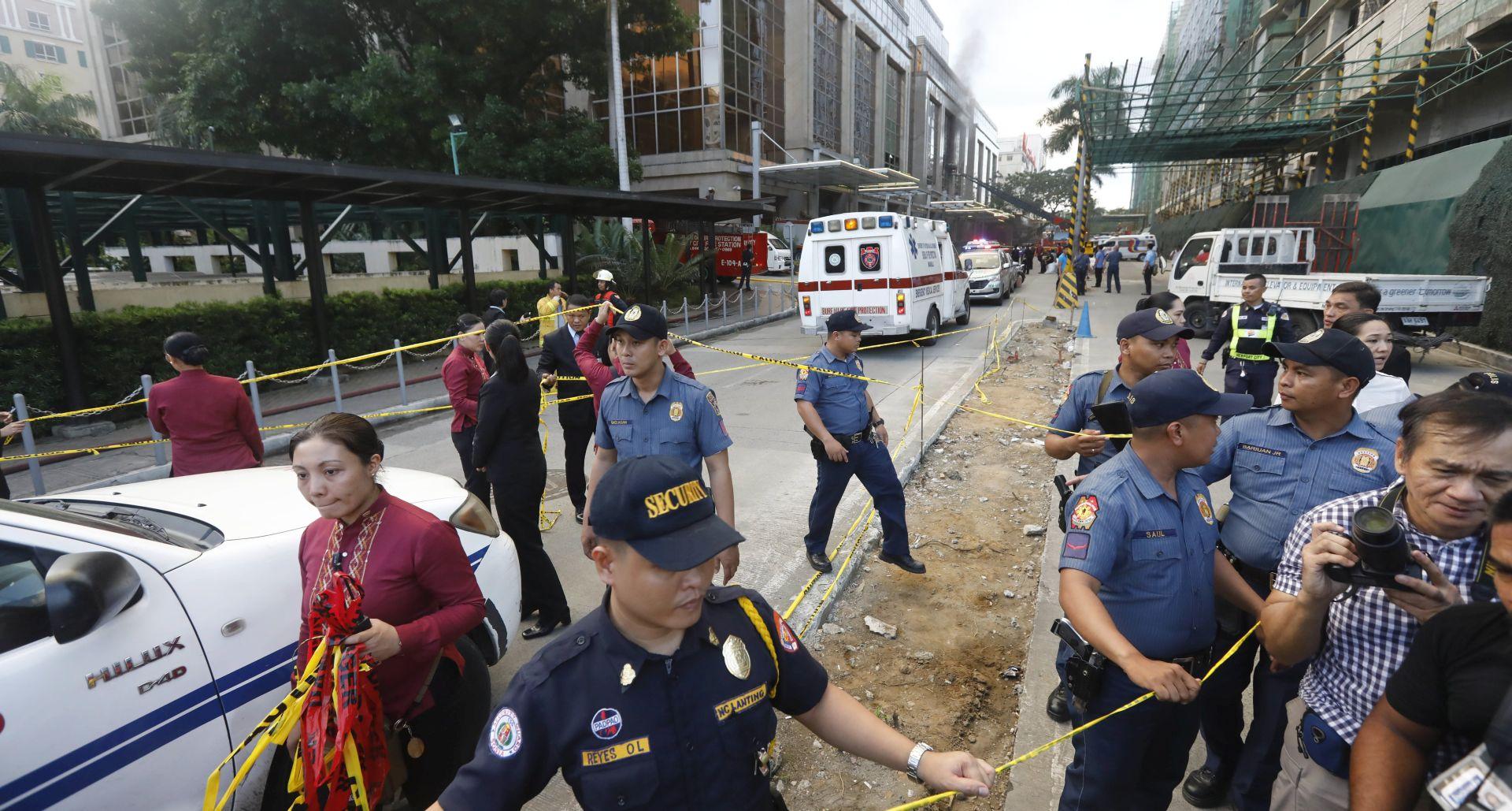 Islamska država preuzela odgovornost za napad na kockarnicu u Manili