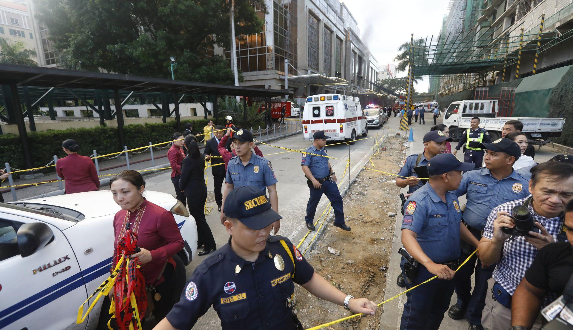 U napadu u kockarnici u Manili od gušenja umrlo 36 osoba