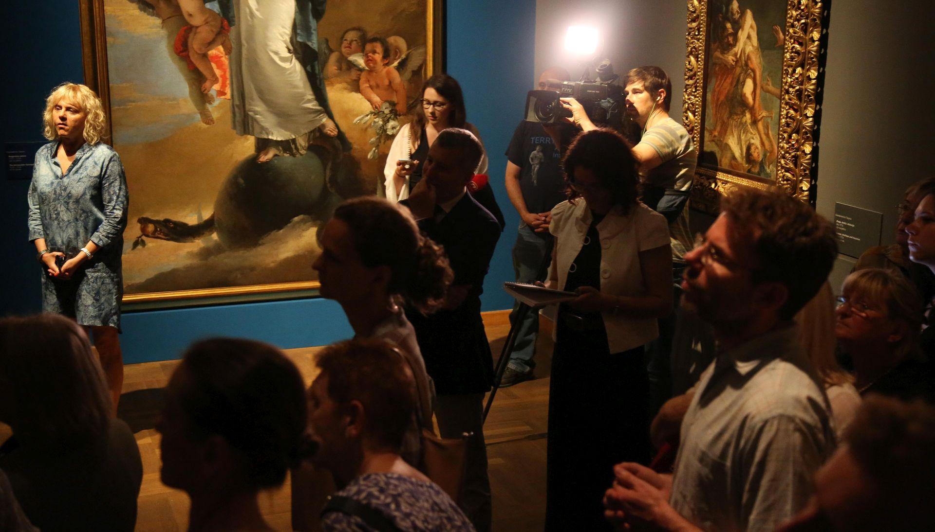 'Barokni sjaj Venecije: Tiepolo i suvremenici' u MUO