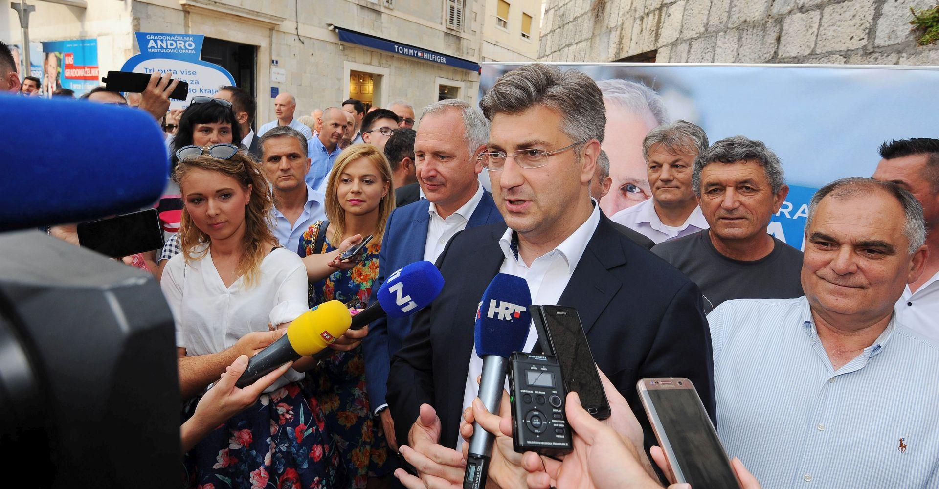 PLENKOVIĆ 'Financiranje Agrokora otvoreno je za sve banke – i ruske, i domaće, i zapadne'