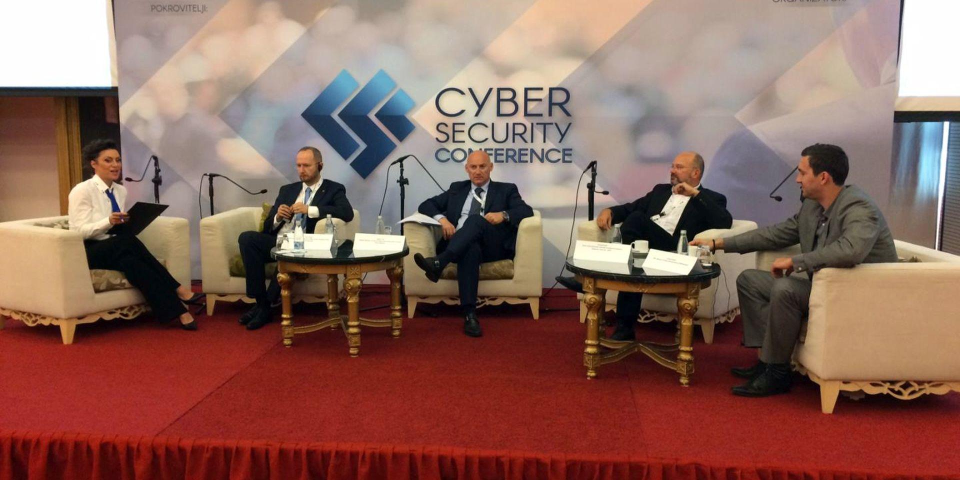 Izaslanik Vlade RH na konferenciji o cyber sigurnosti u skladu s NATO principima