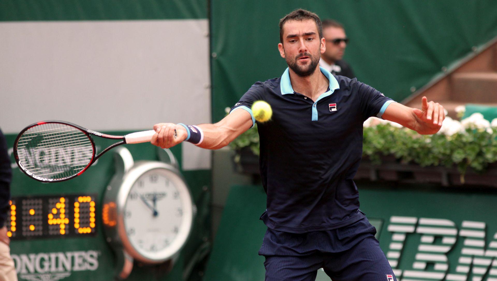 ATP Čilić sedmi, Karlović 24.