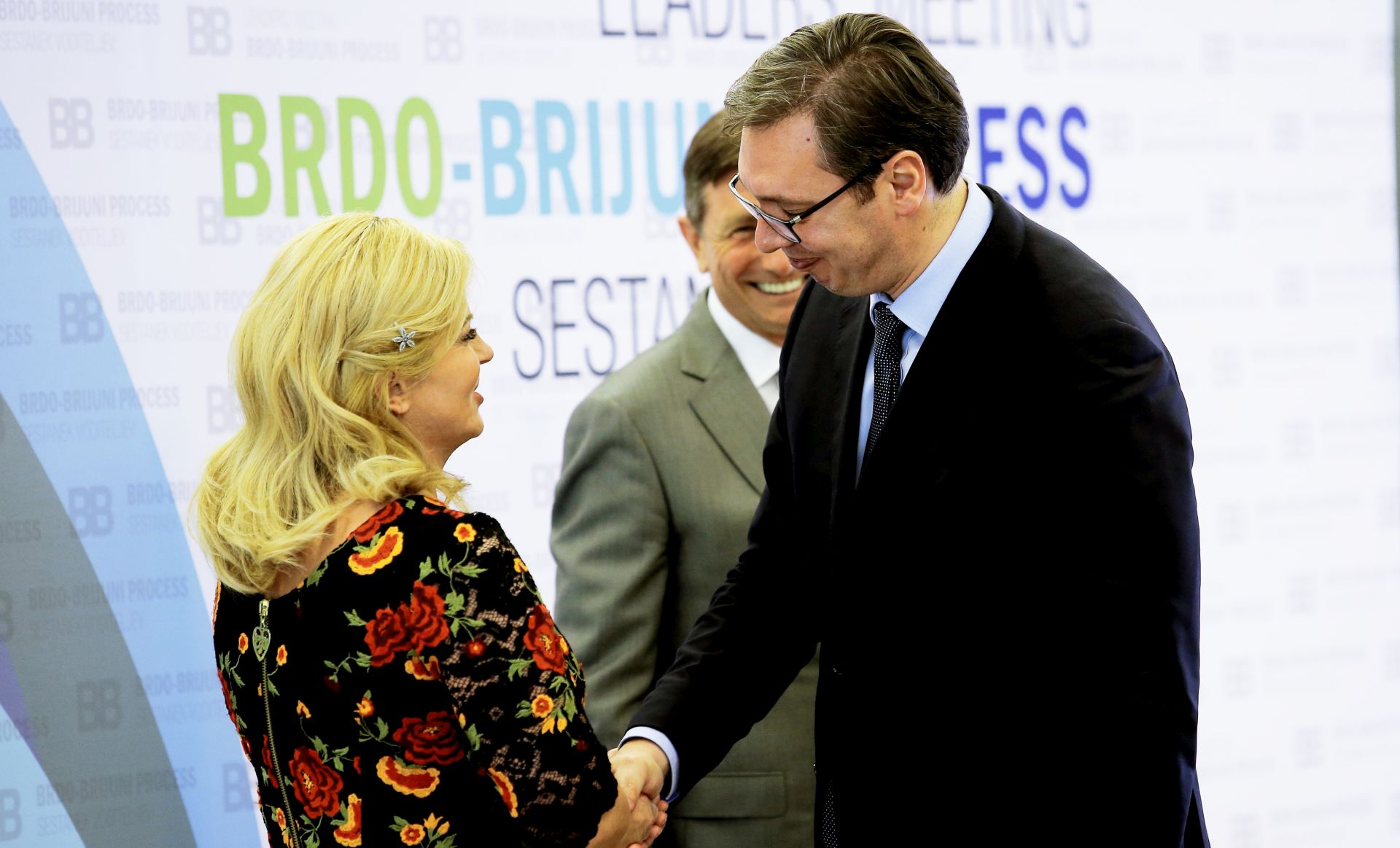 Predsjednica Grabar-Kitarović ide na inauguraciju Aleksandra Vučića u Beograd