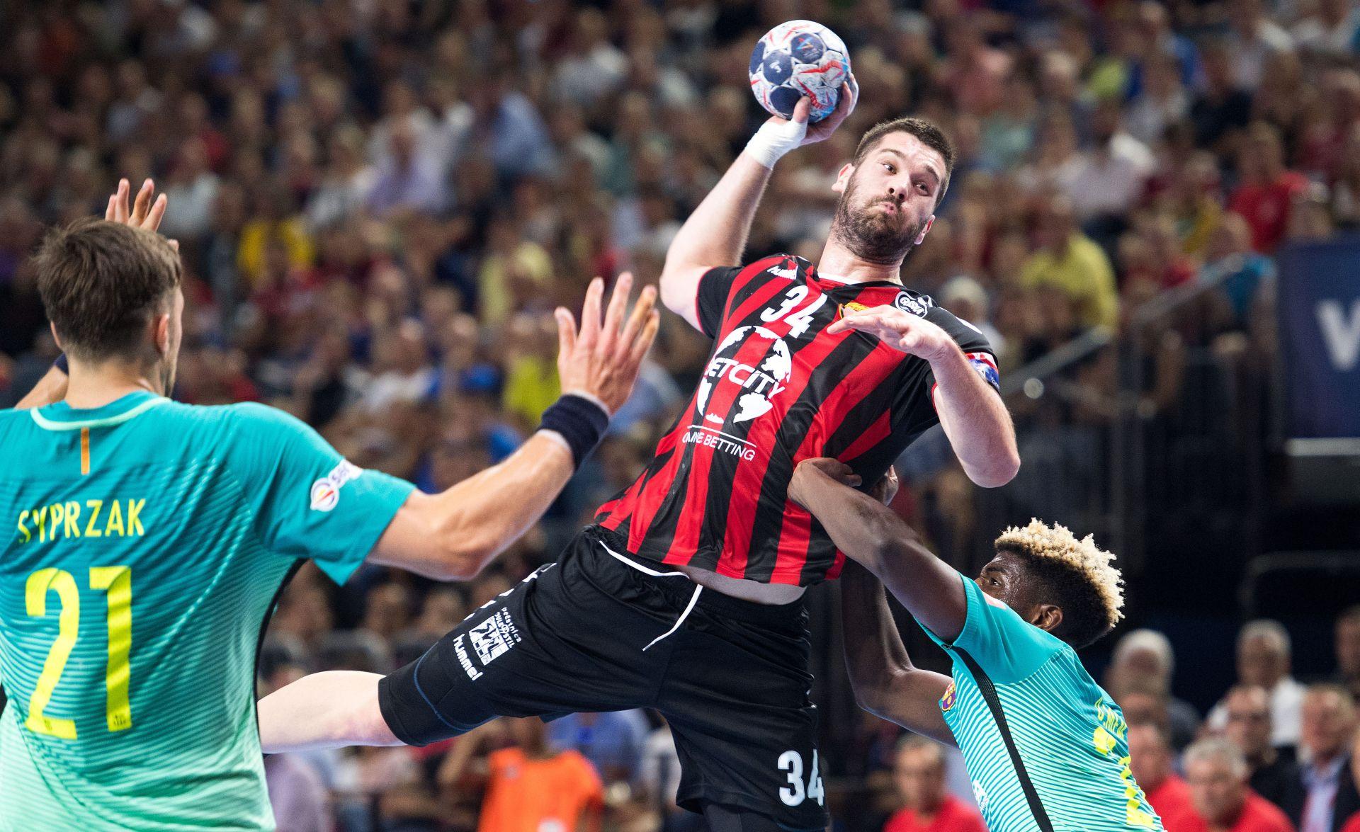 LIGA PRVAKA Cindrić donio finale Vardaru u kojem ga čeka PSG