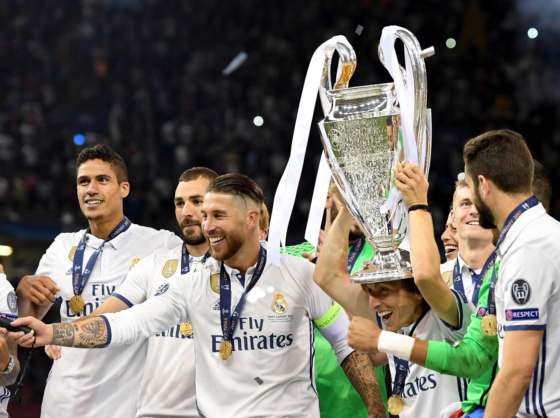 UEFA ove sezone klubovima daje 1.7 milijardi eura