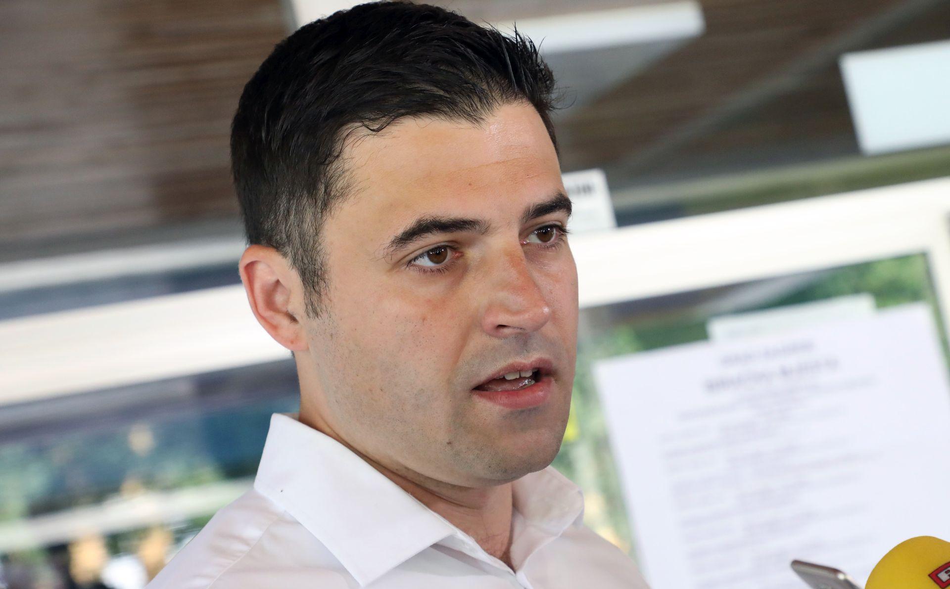 """BERNARDIĆ """"Kad EK oprosti dug Grčkoj, možemo razmišljati o tome da Hrvatska prihvati odluku arbitraže"""""""