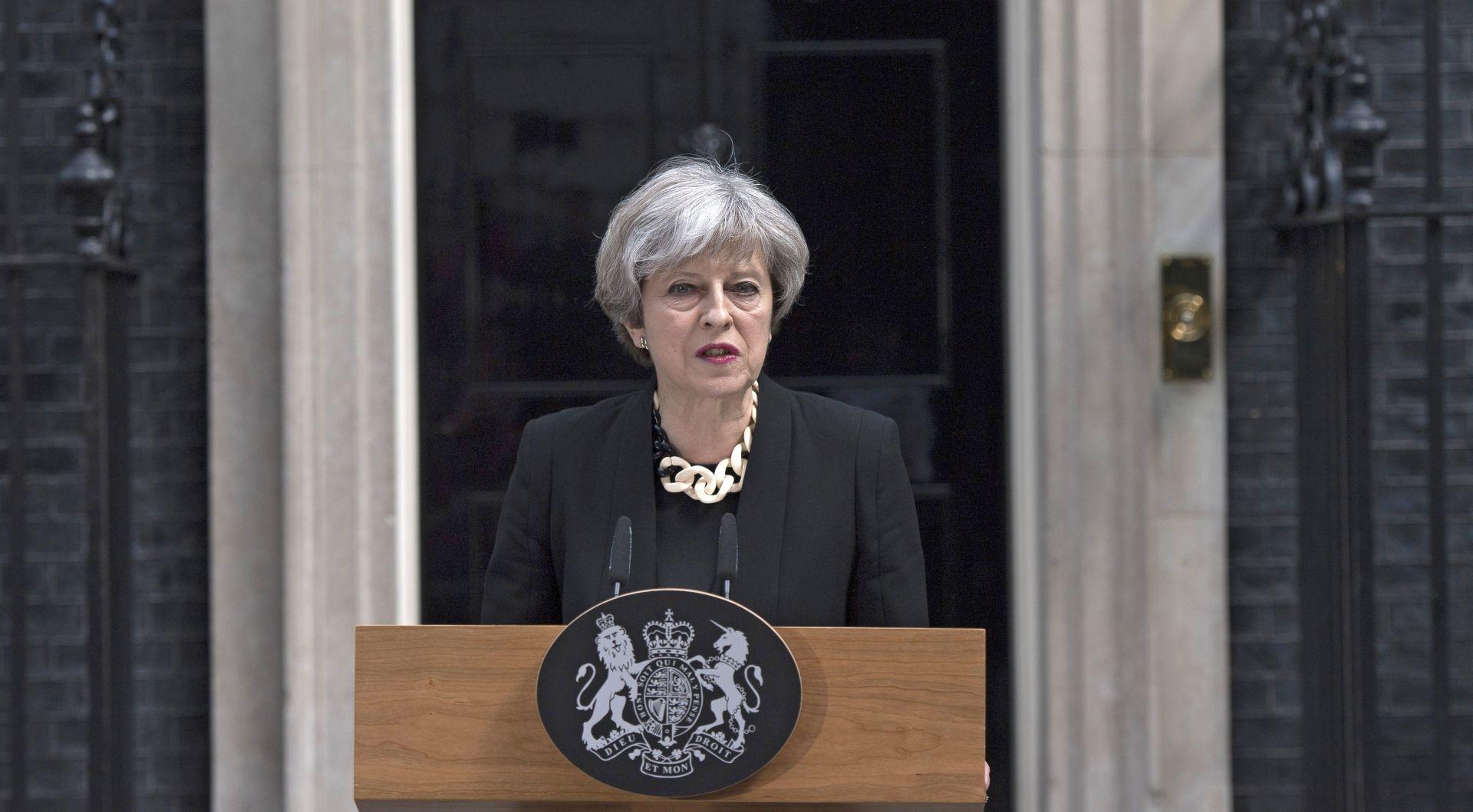 LONDON Sad je bilo dosta, poručila May i pozvala na izmjenu protuterorističke strategije