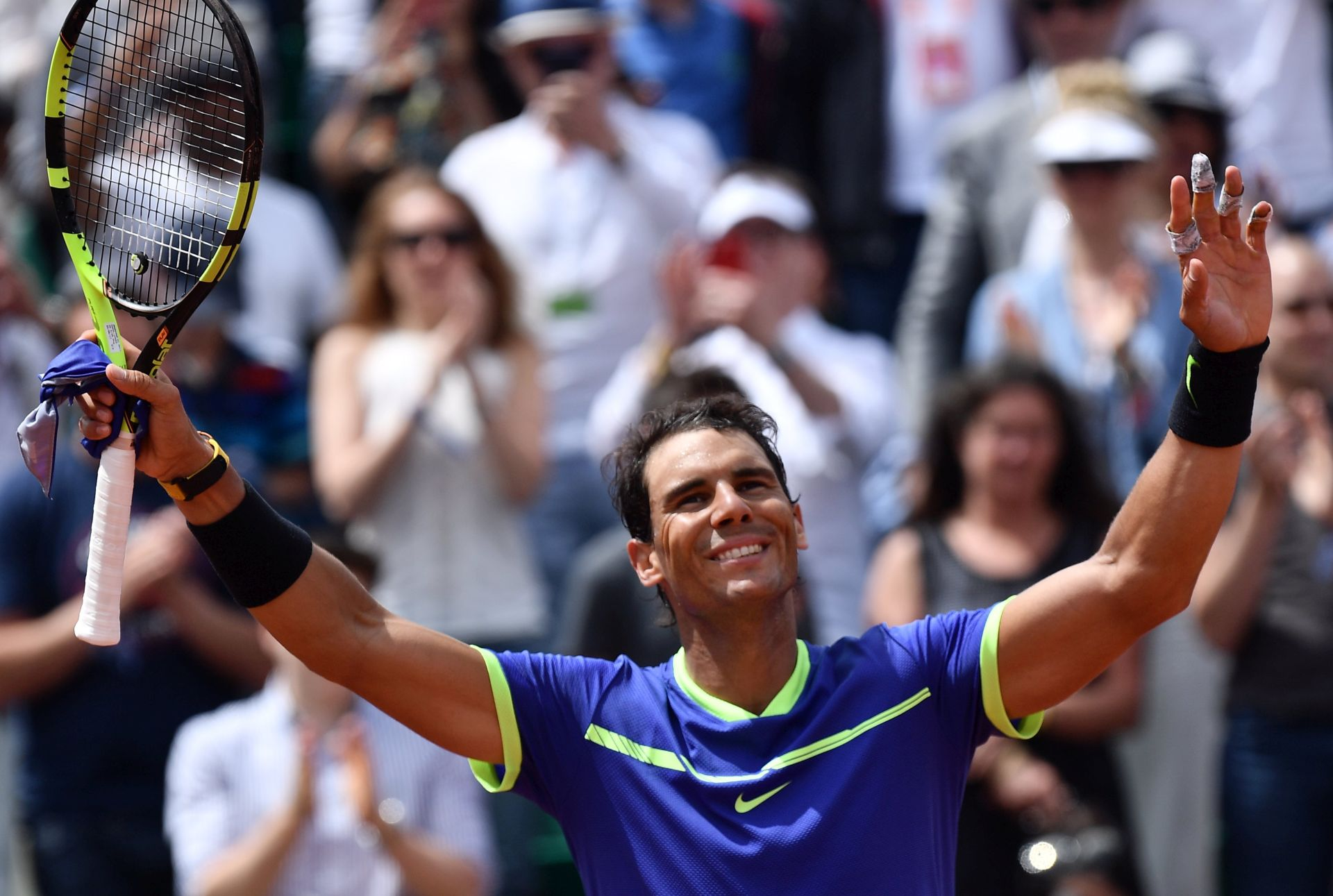 ROLAND GARROS Nadal prvi četvrtfinalist, lako i protiv Bautiste Aguta