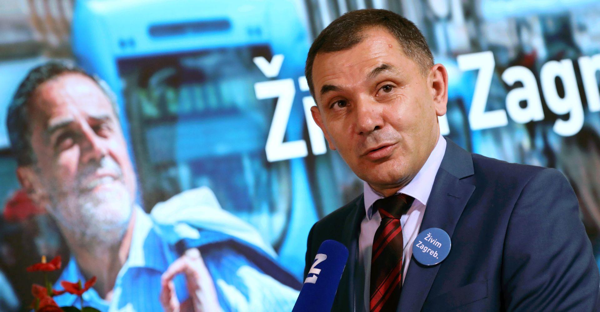 LOVRIĆ 'Bandić je izborni pobjednik'