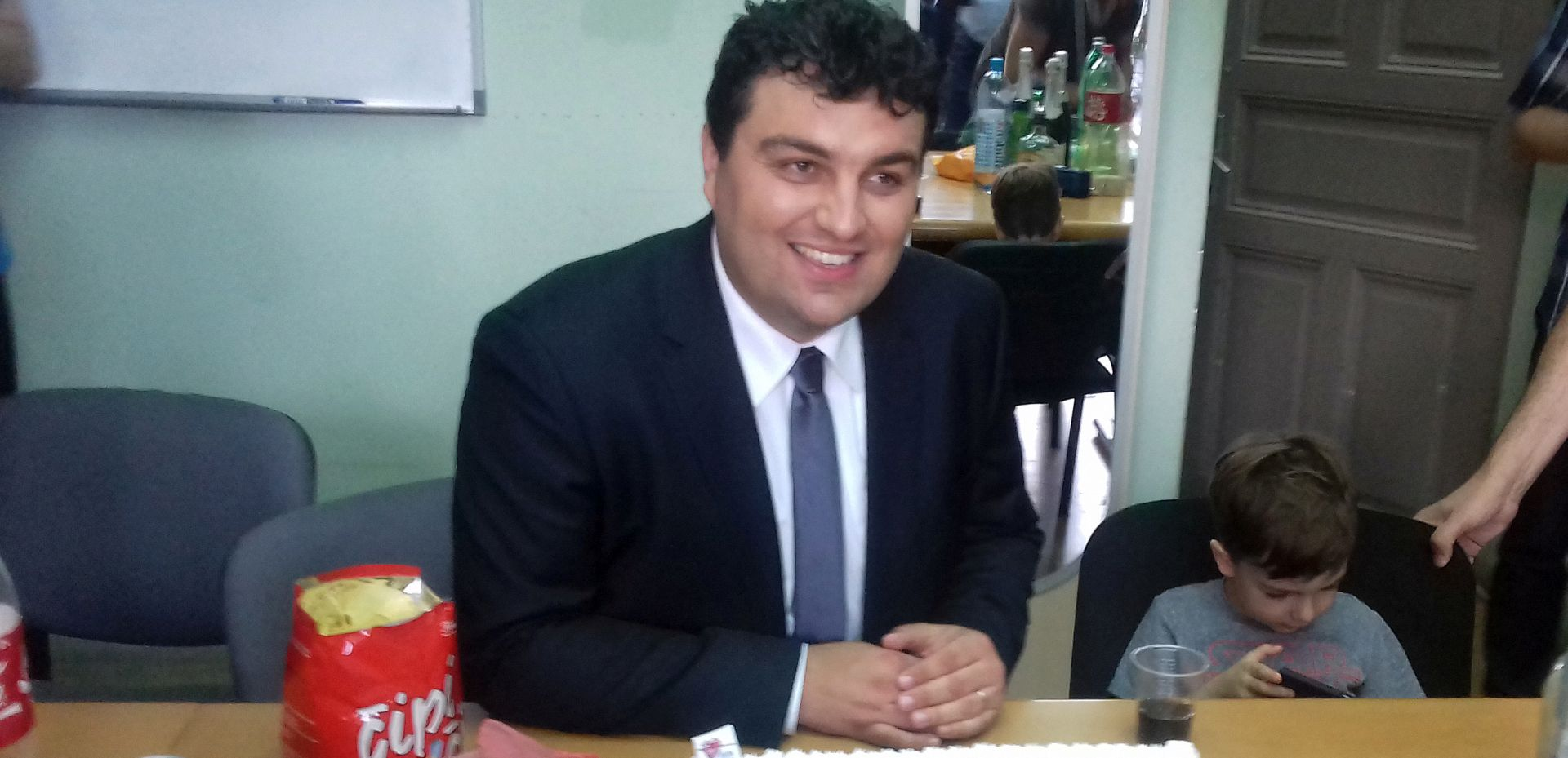 Mario Rajn novi je gradonačelnik Križevaca