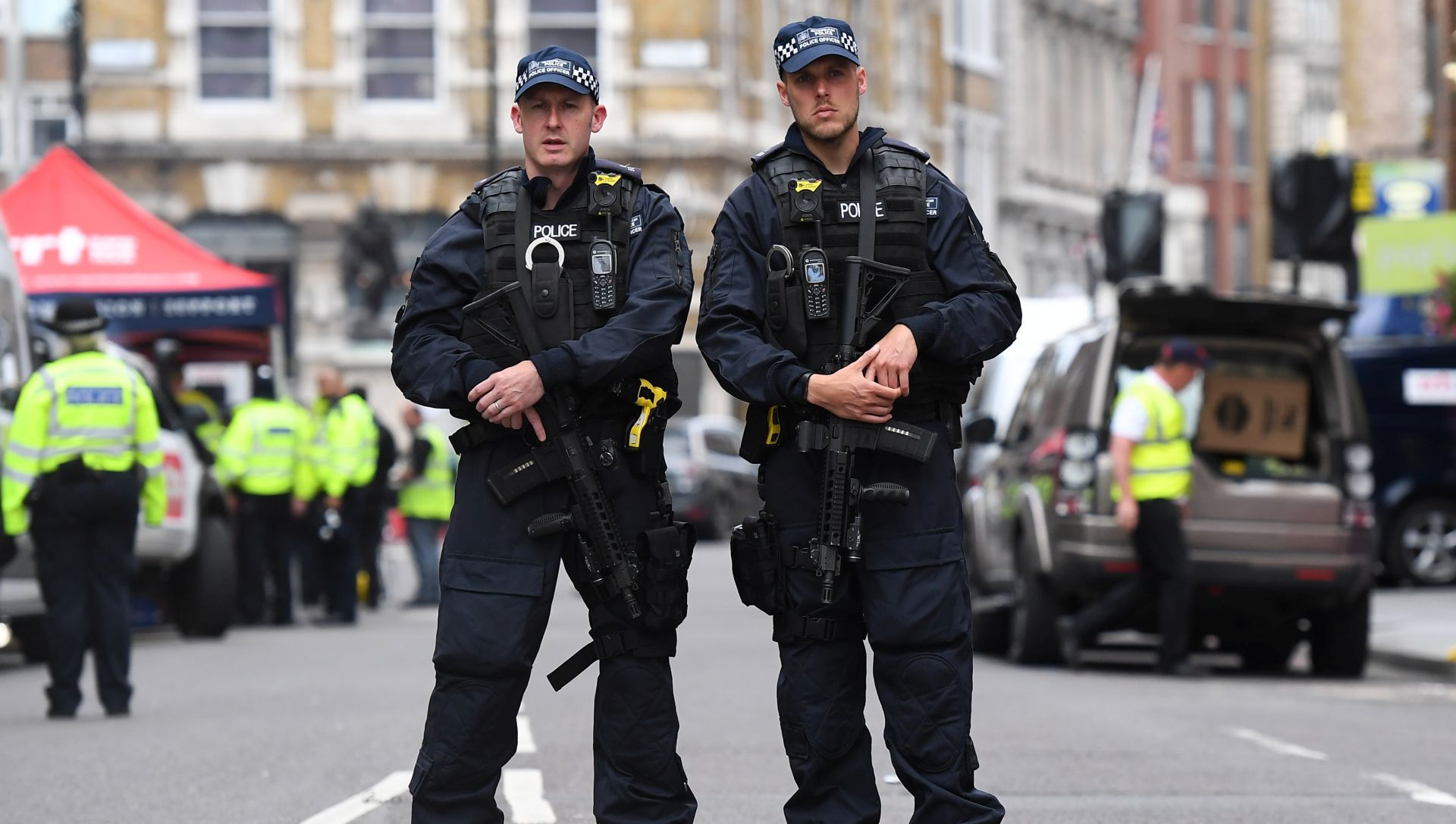 LONDON Na prosvjedu protiv brutalnosti policije izbilo nasilje