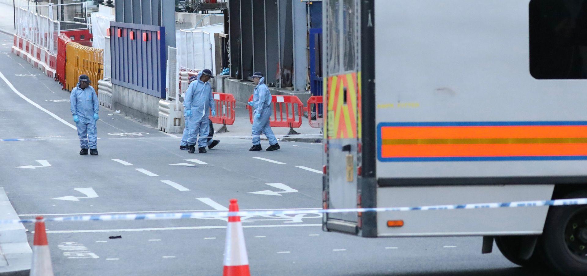 Islamska država preuzela odgovornost za napad u Londonu