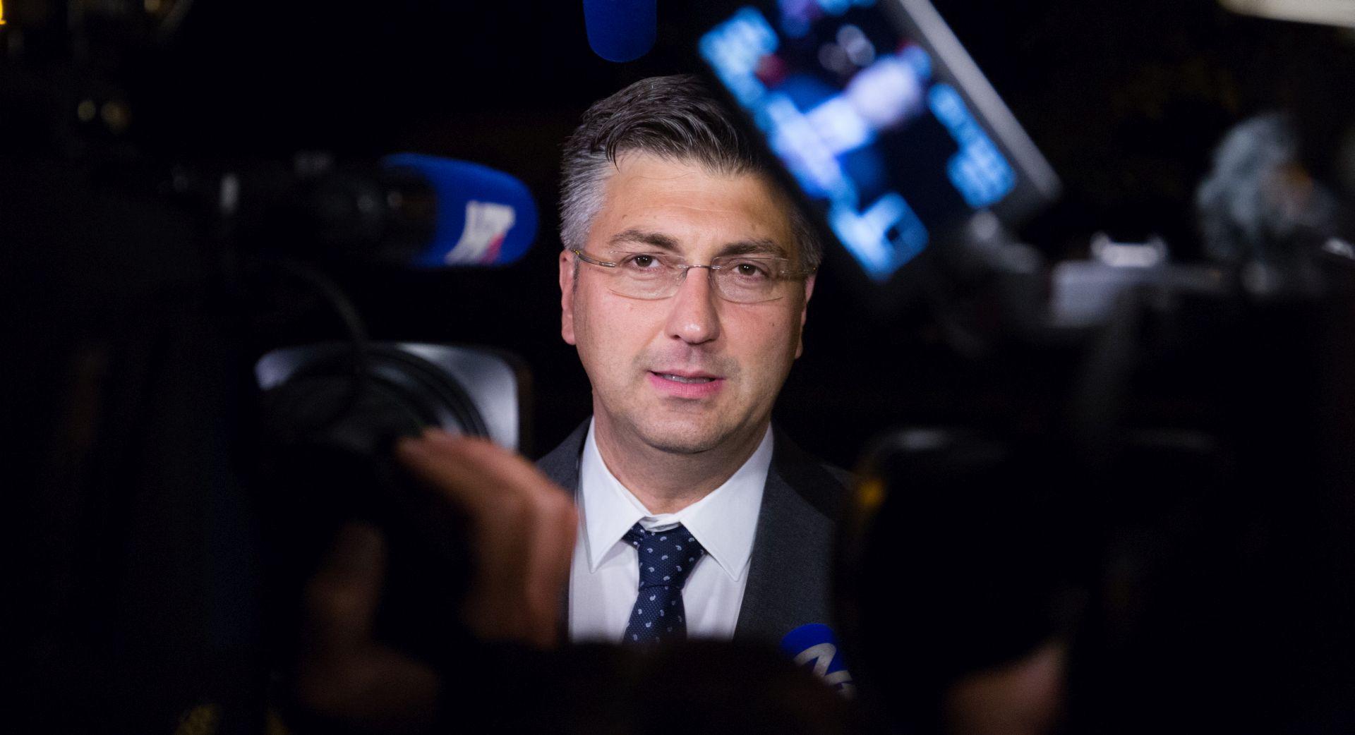 Otkazana sjednica Predsjedništva HDZ-a
