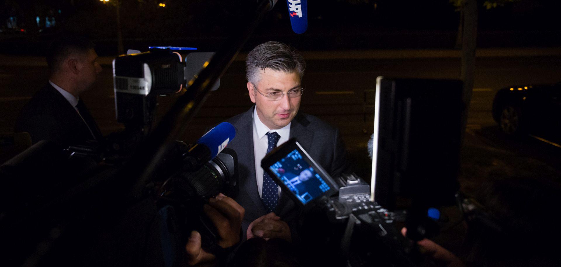 "PLENKOVIĆ: ""Nismo najgora ekonomija u EU"""