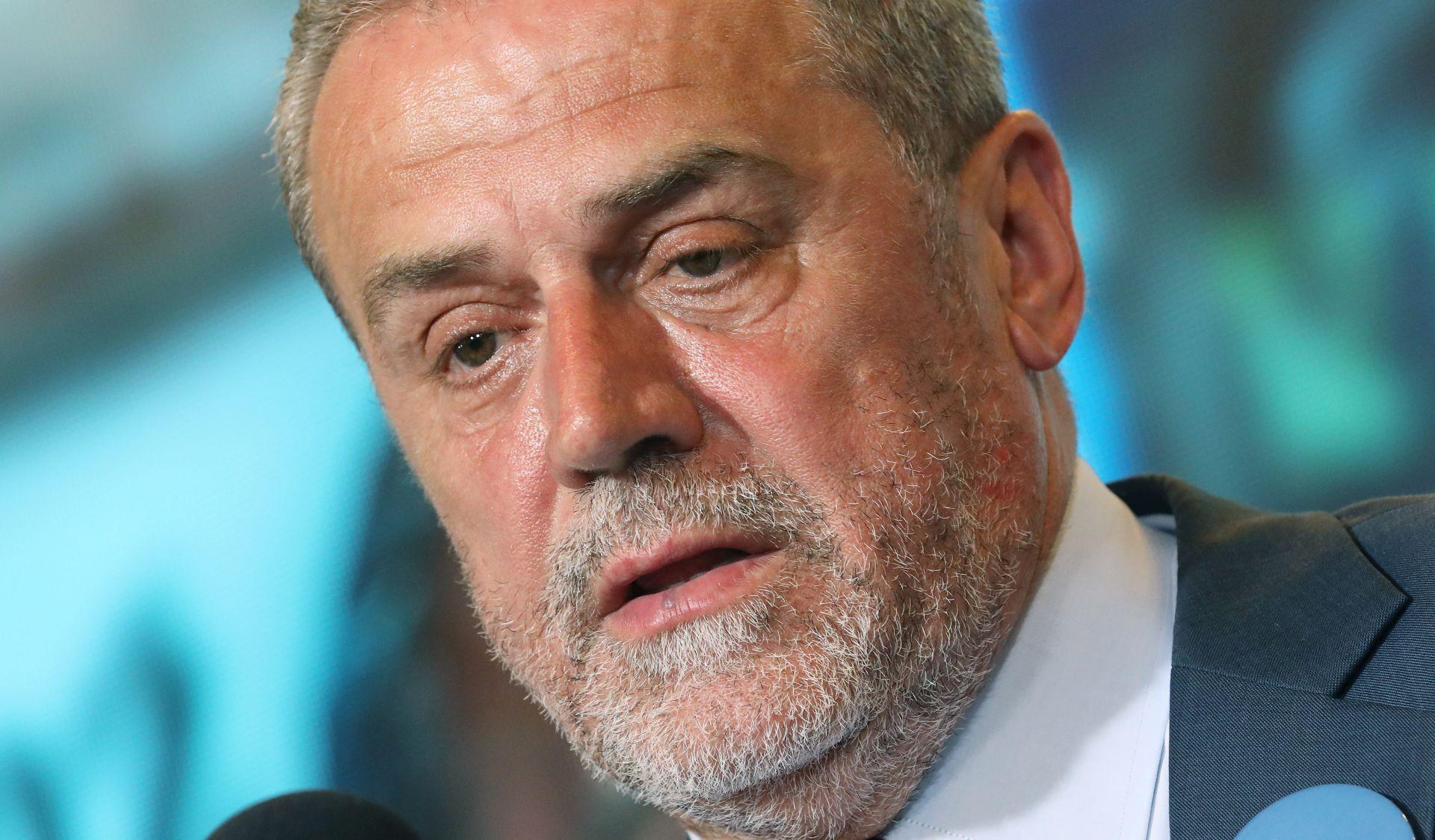 "BANDIĆ NA MIROGOJU ""Da se digne Tuđman i branitelji, opet bi legli u grob od tuge"""