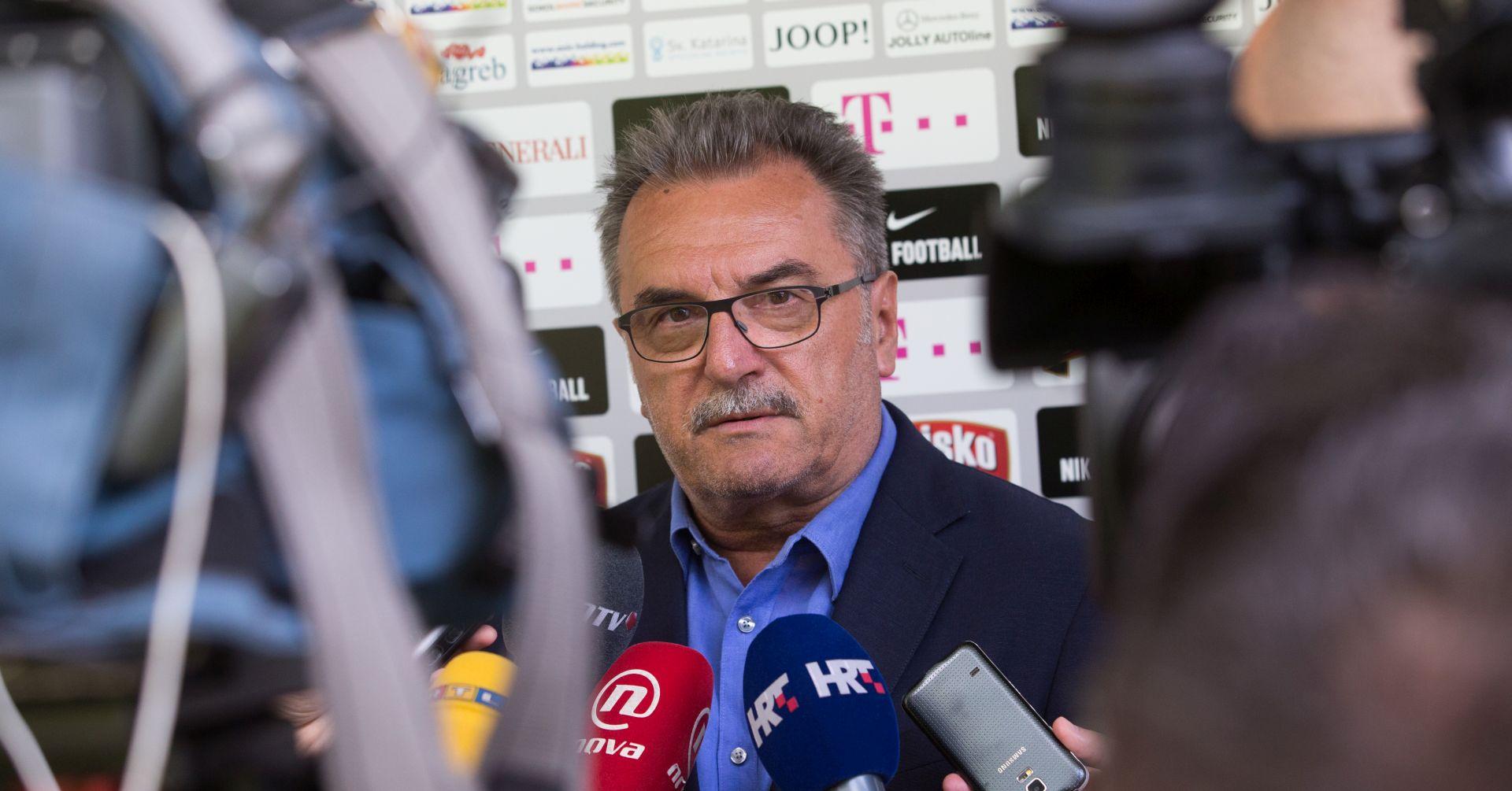 """ČAČIĆ """"Ja sam odabrao te igrače, a Dalić je s njima bio samo dva, tri dana"""""""