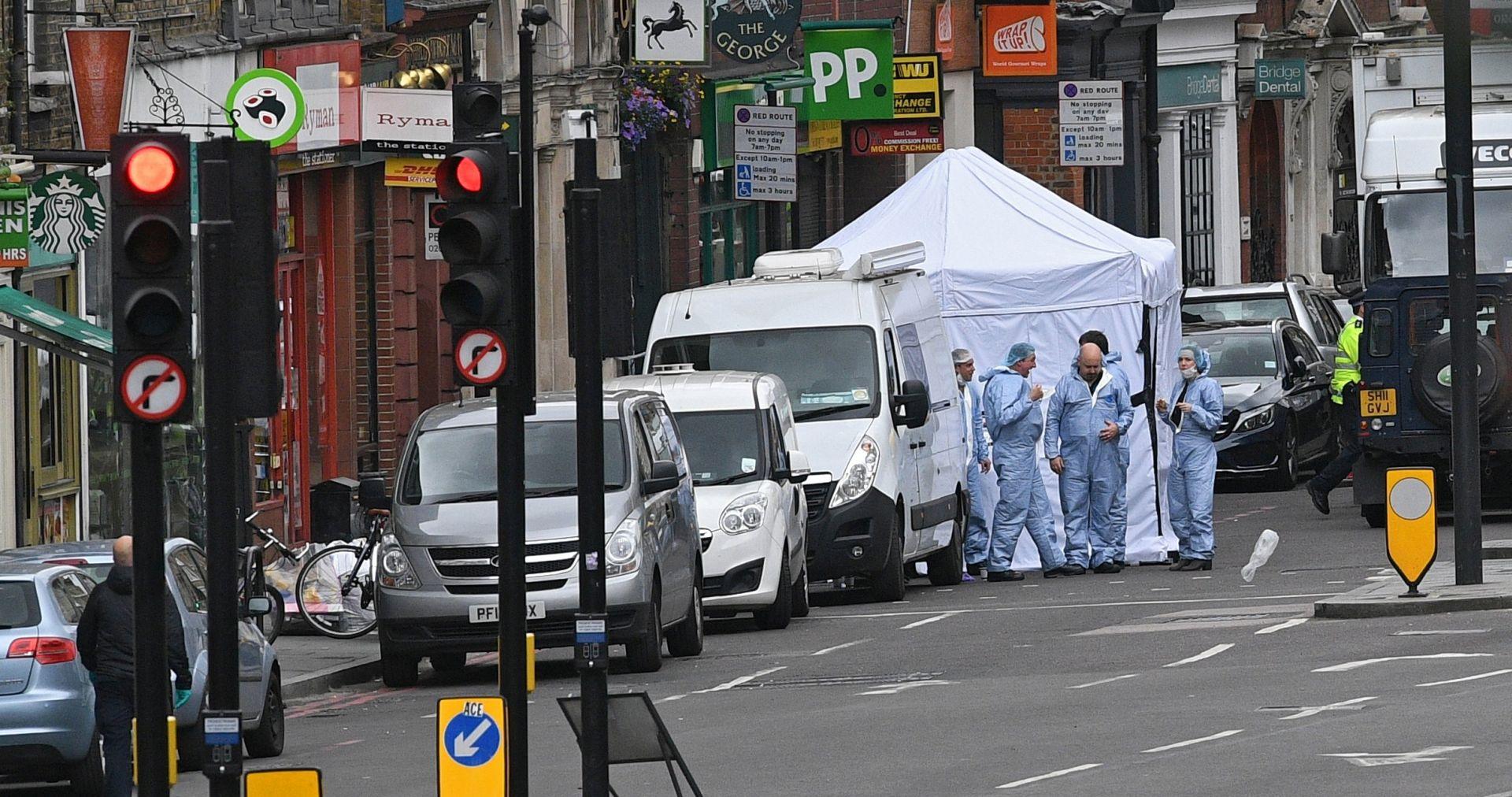 """BRITANSKA POLICIJA """"Znamo identitete sva tri napadača"""""""